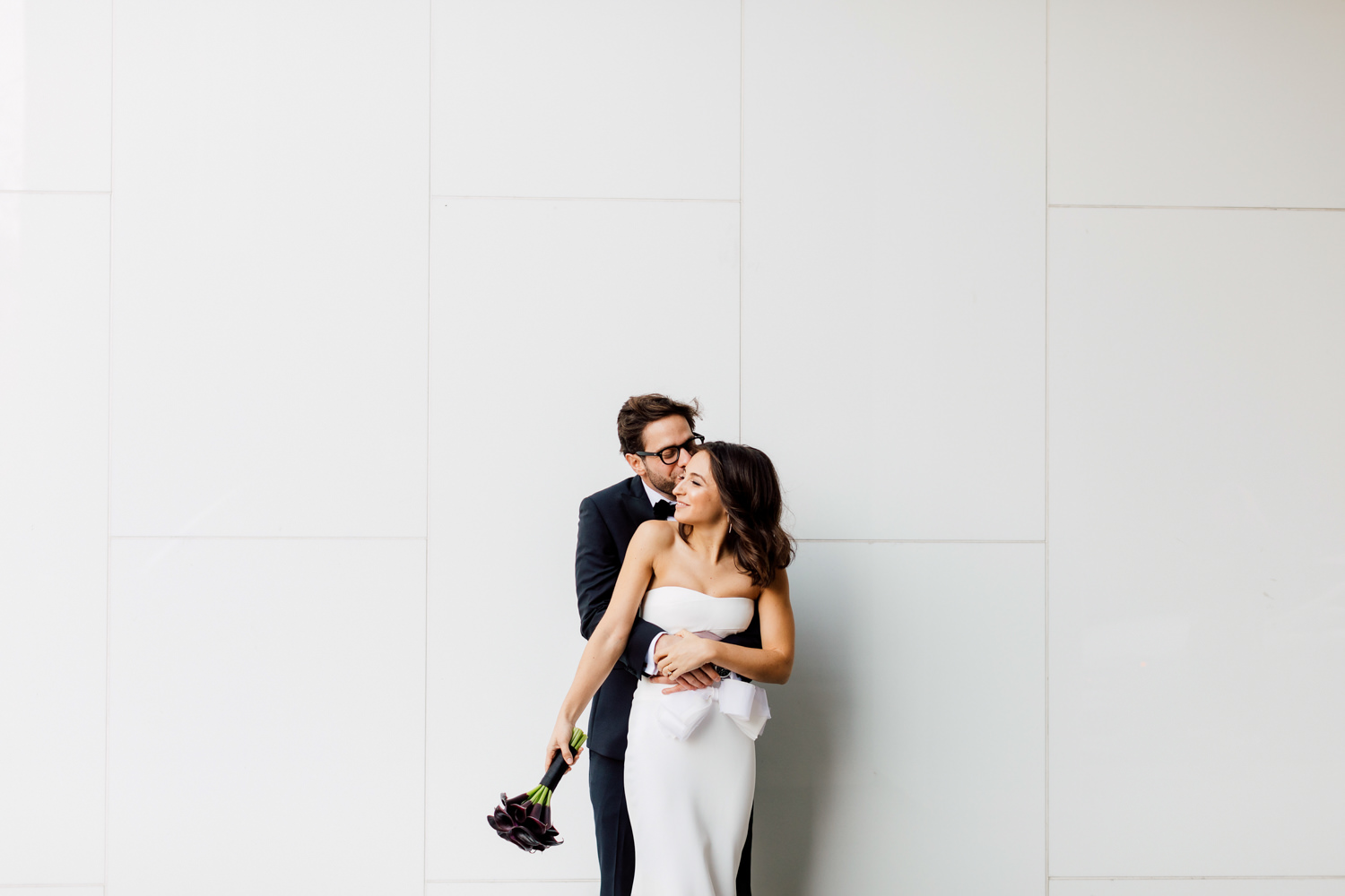 yorkville toronto wedding portrait