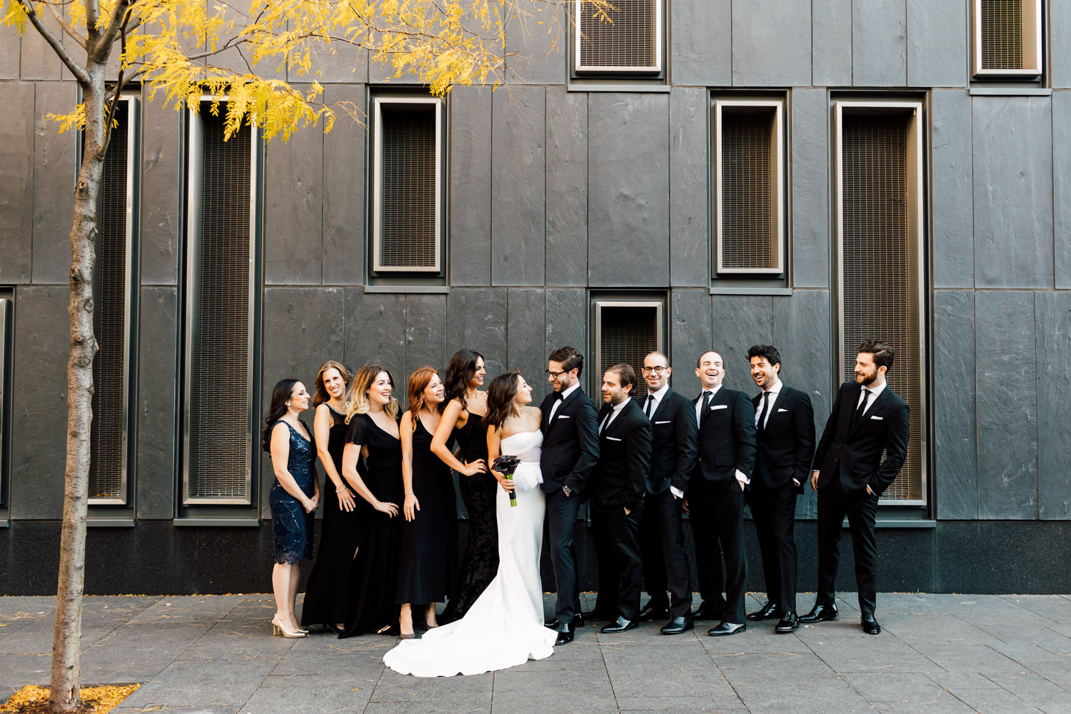 yorkville bridal party