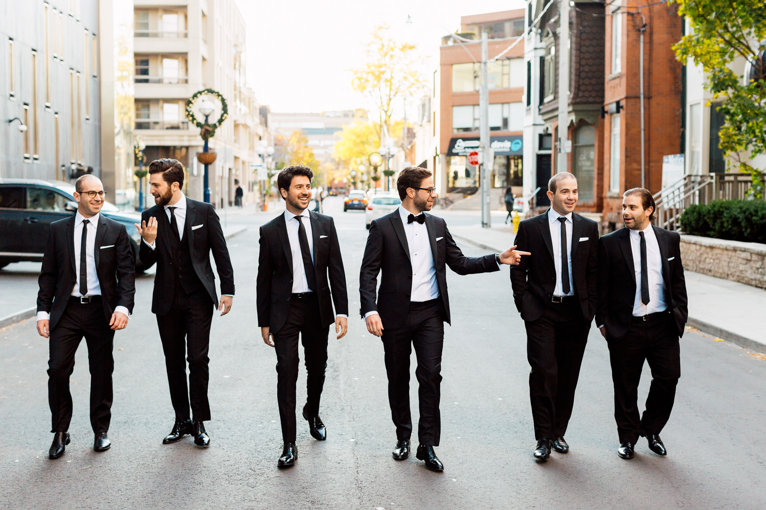 toronto groom's men