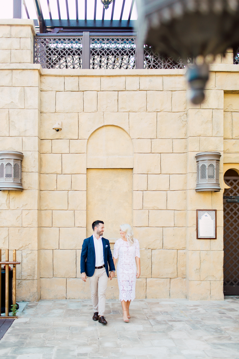 dubai couple portrait