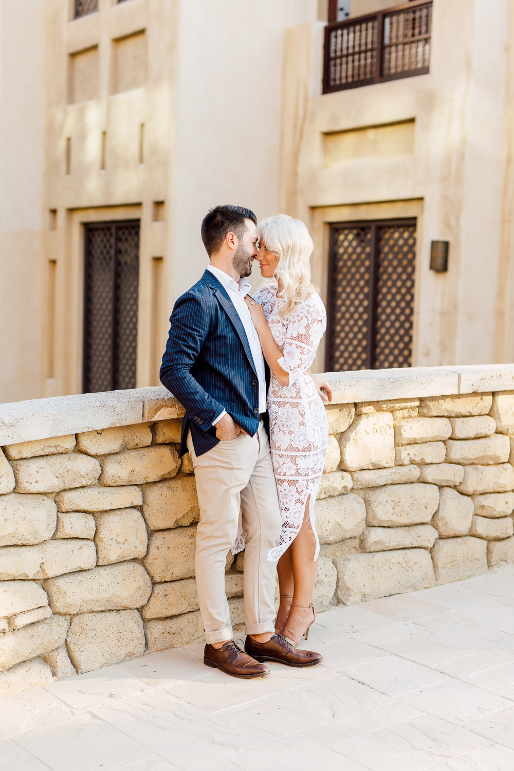 madinat jumeirah engagement