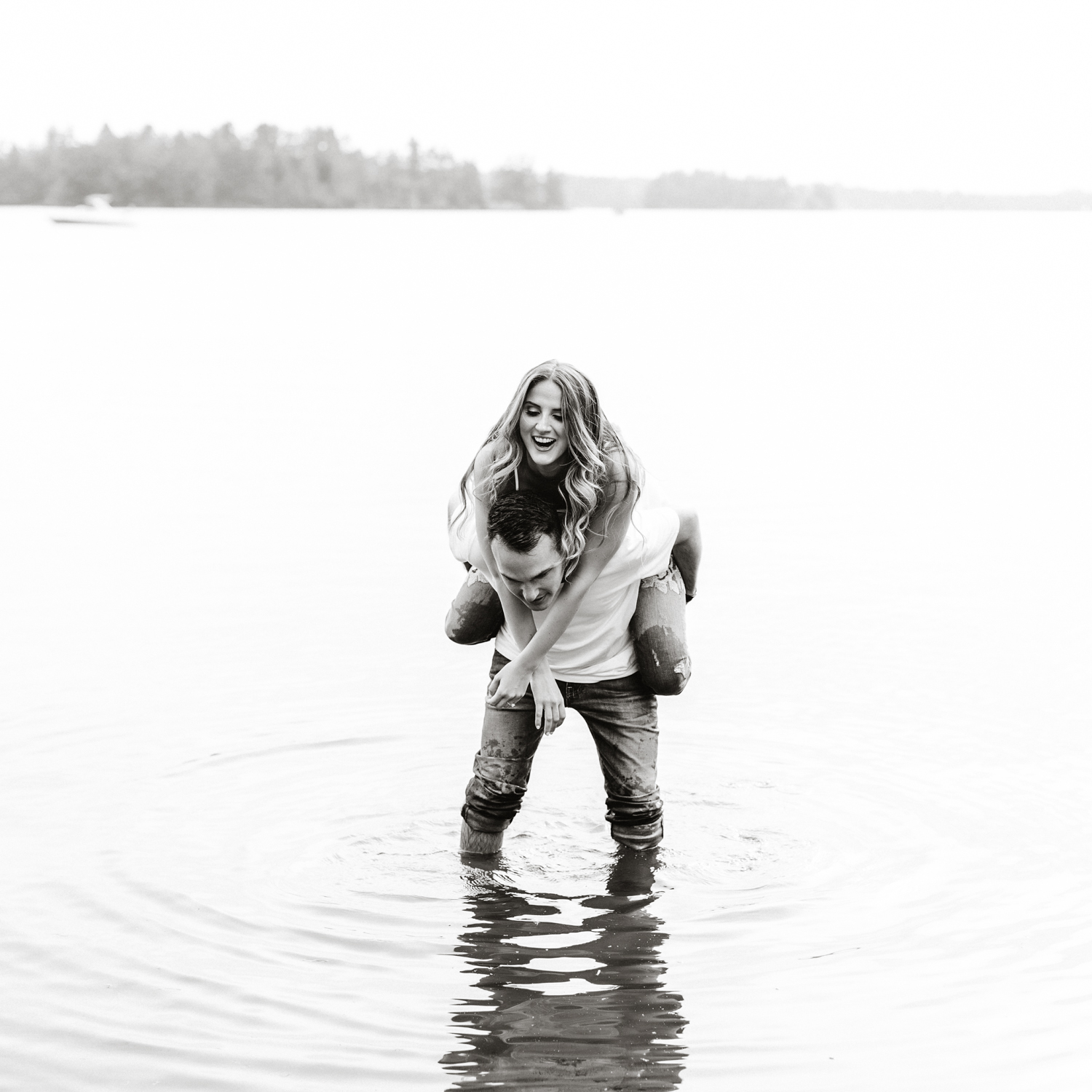 lake portraits