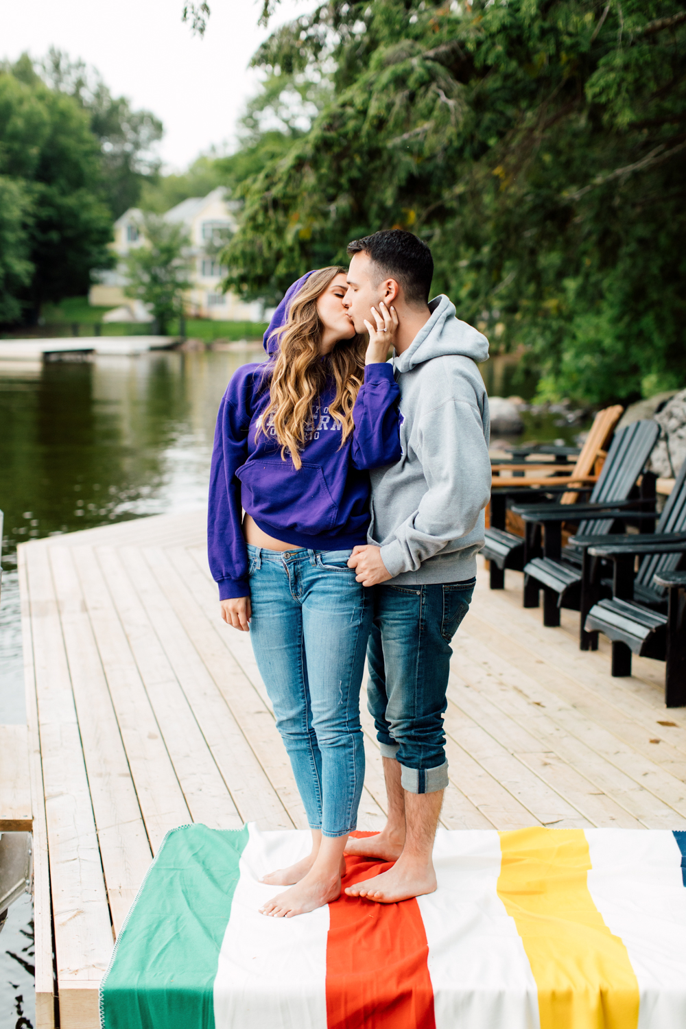 cottage engagement