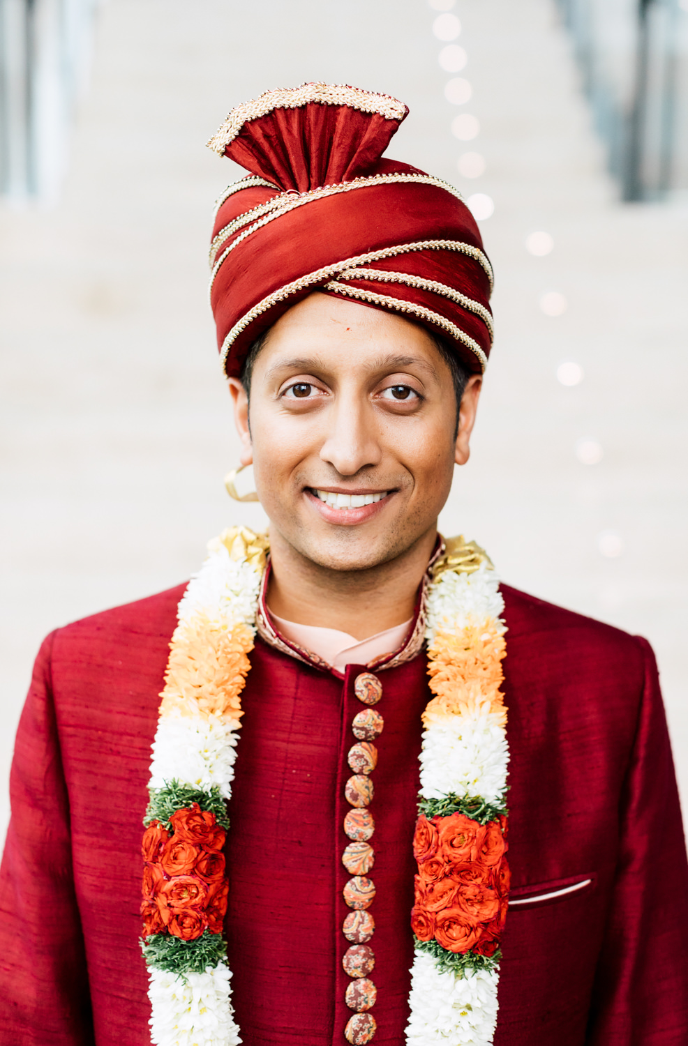 traditional hindu groom