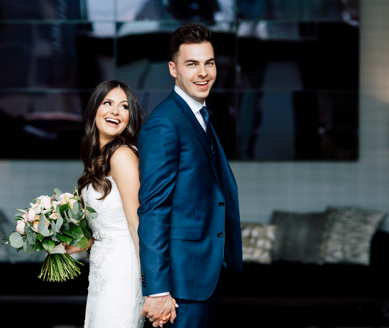 Thompson Hotel Wedding Toronto Toronto Wedding