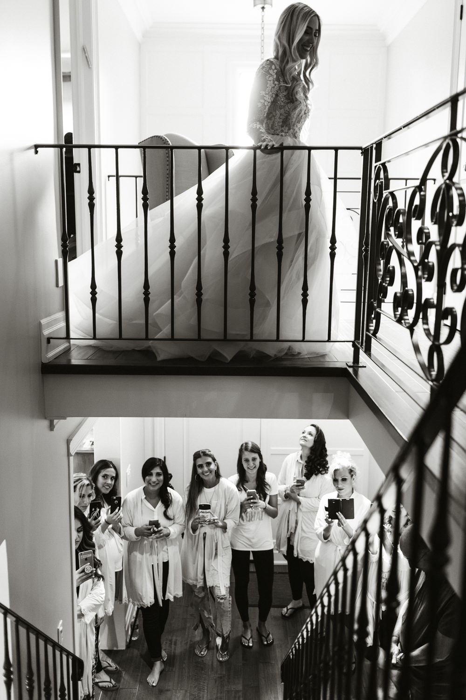 bride's house