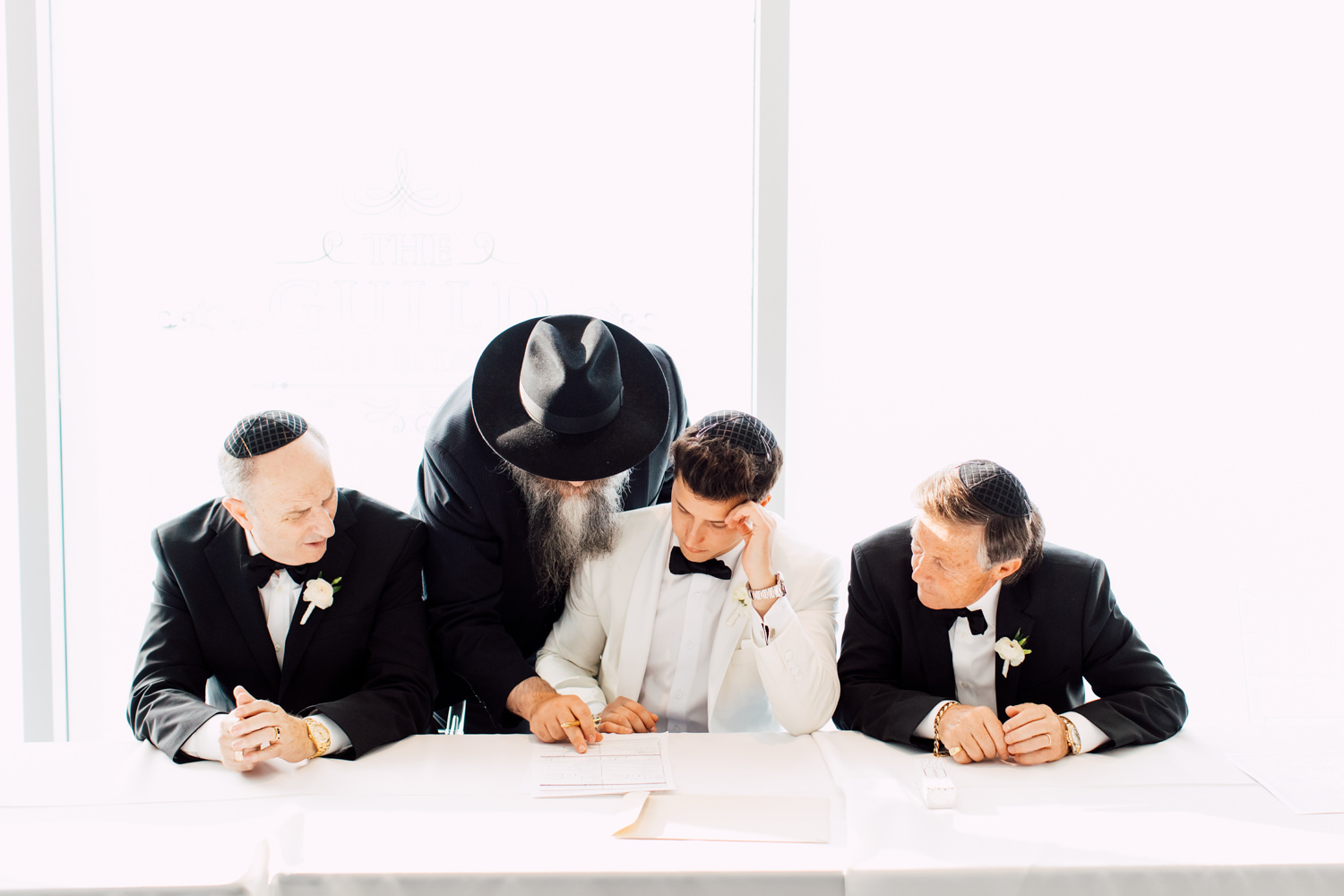 jewish wedding tradition
