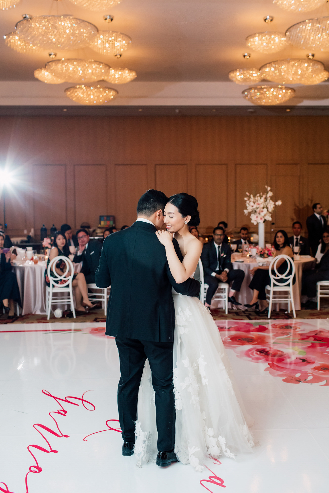 Shangri La Toronto Wedding