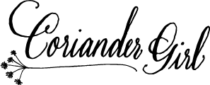 Coriander Girl Logo