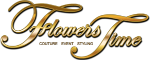 flowers time logo