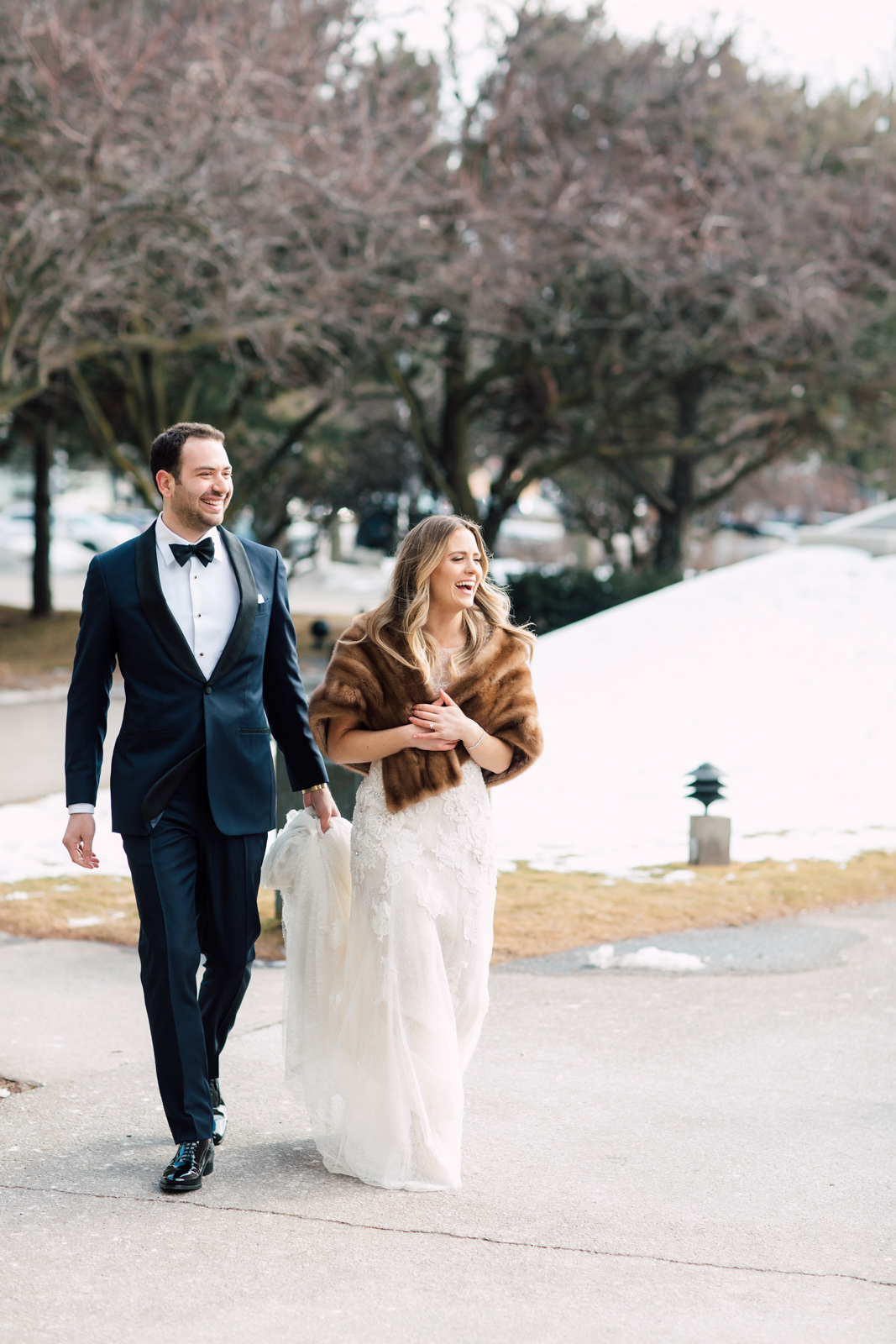 winter wedding toroto