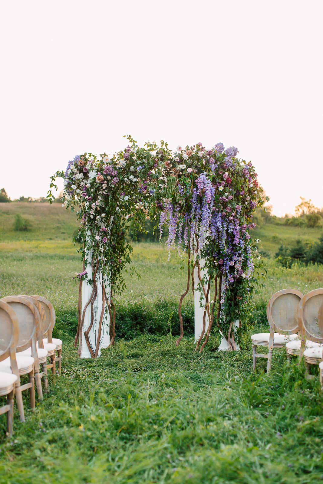 rainbow farm wedding venue