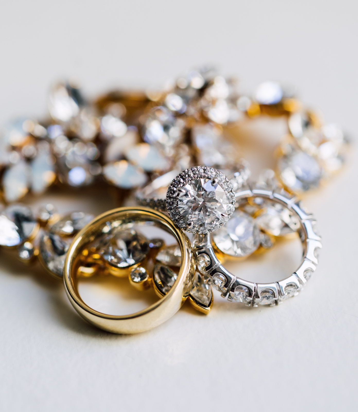 Corona wedding jewellery