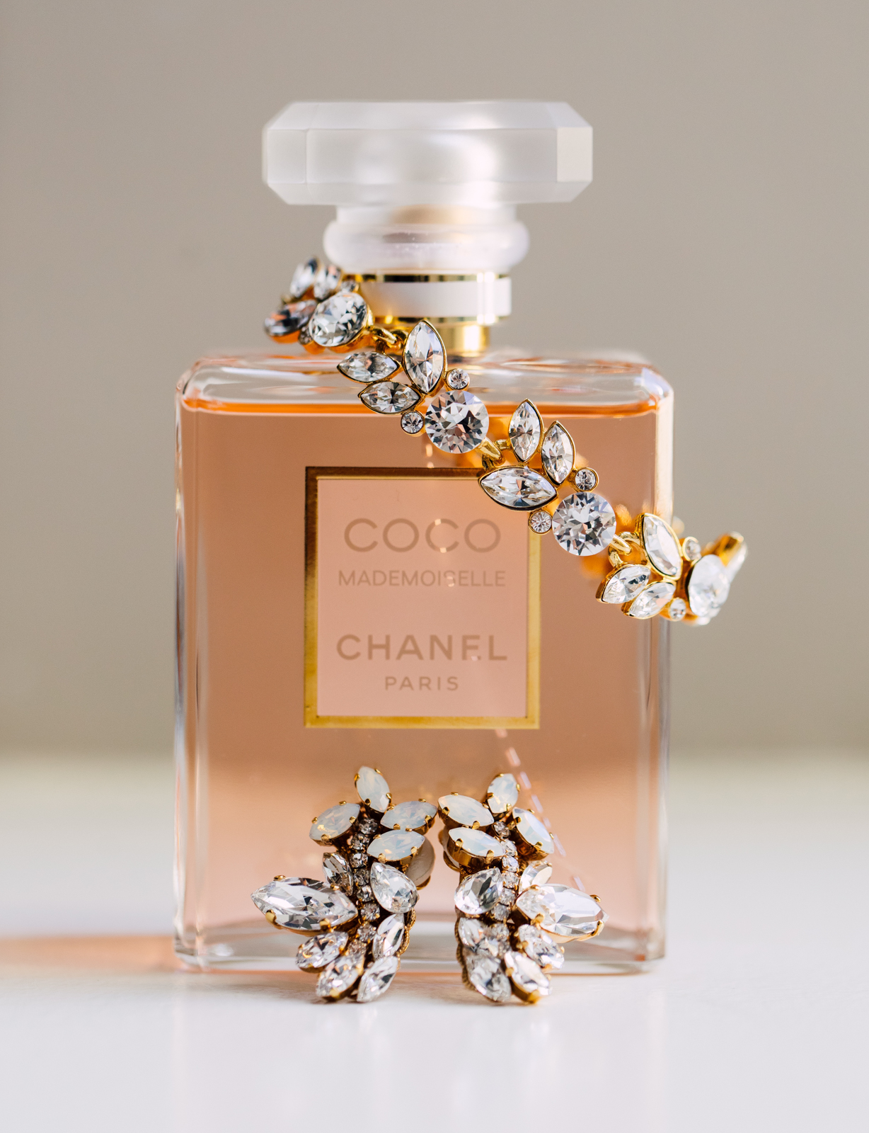 Coco chanel wedding scent