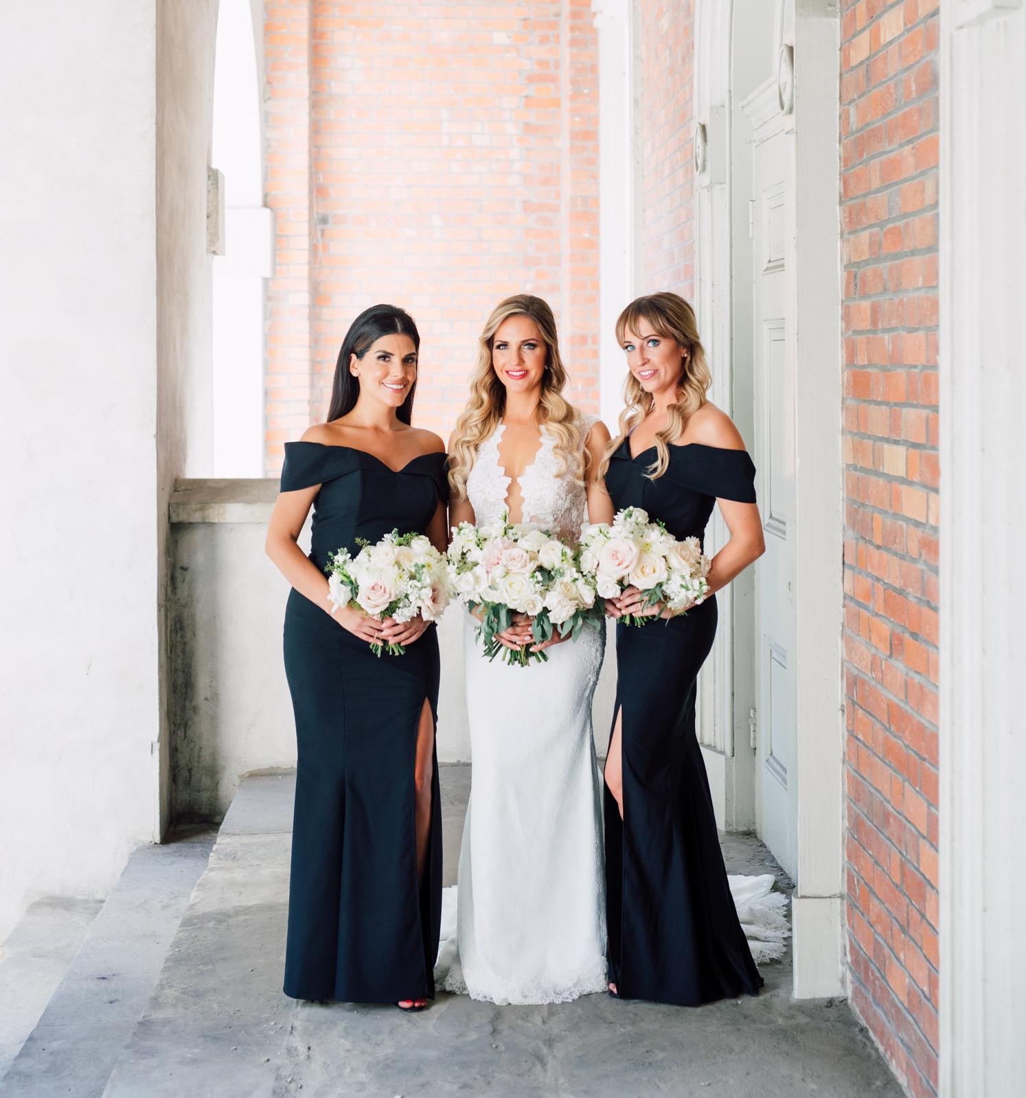 Ines di Santo bride