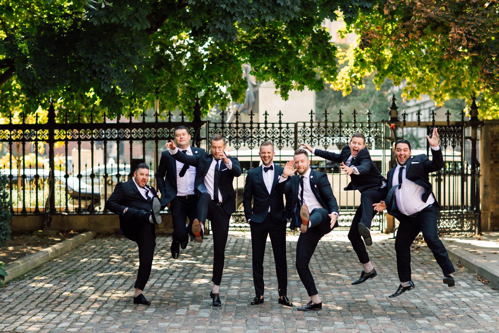 GOTSTYLE groomsmen