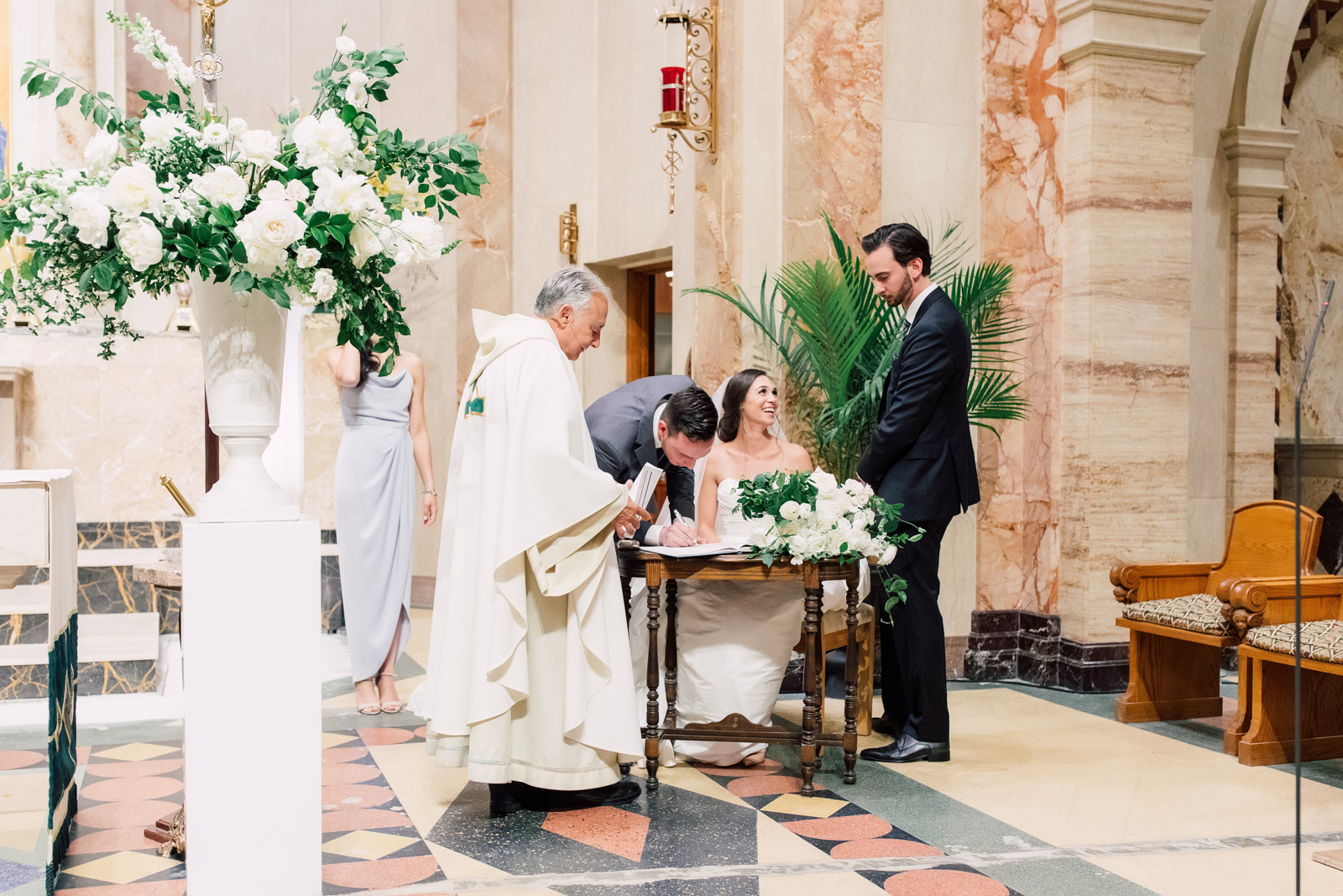 our lady of sorrows catholic church wedding