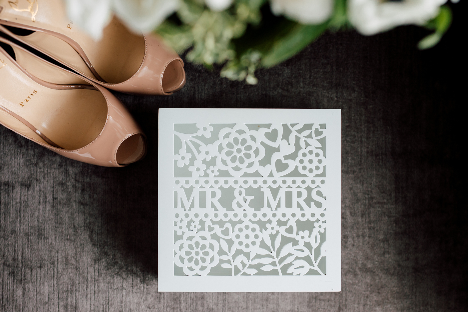 mr & mrs box