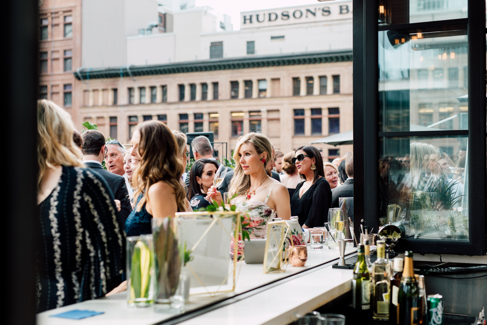 chase wedding bar