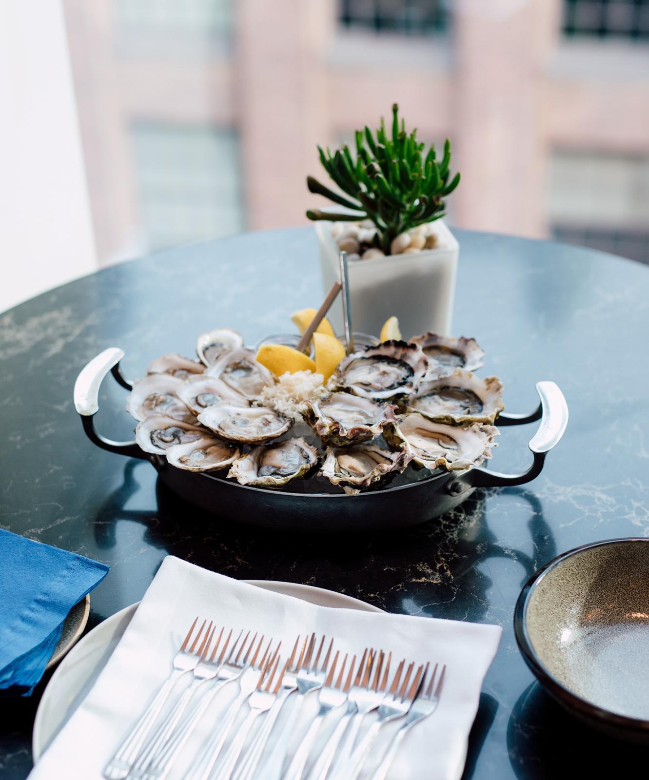 chase seafood wedding