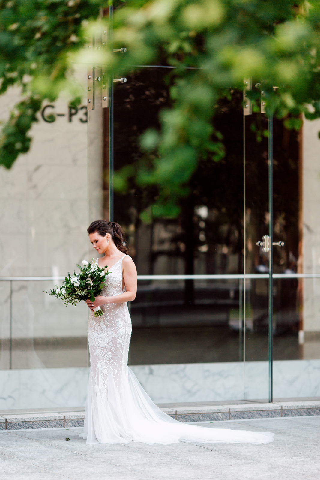 downtown toronto bride