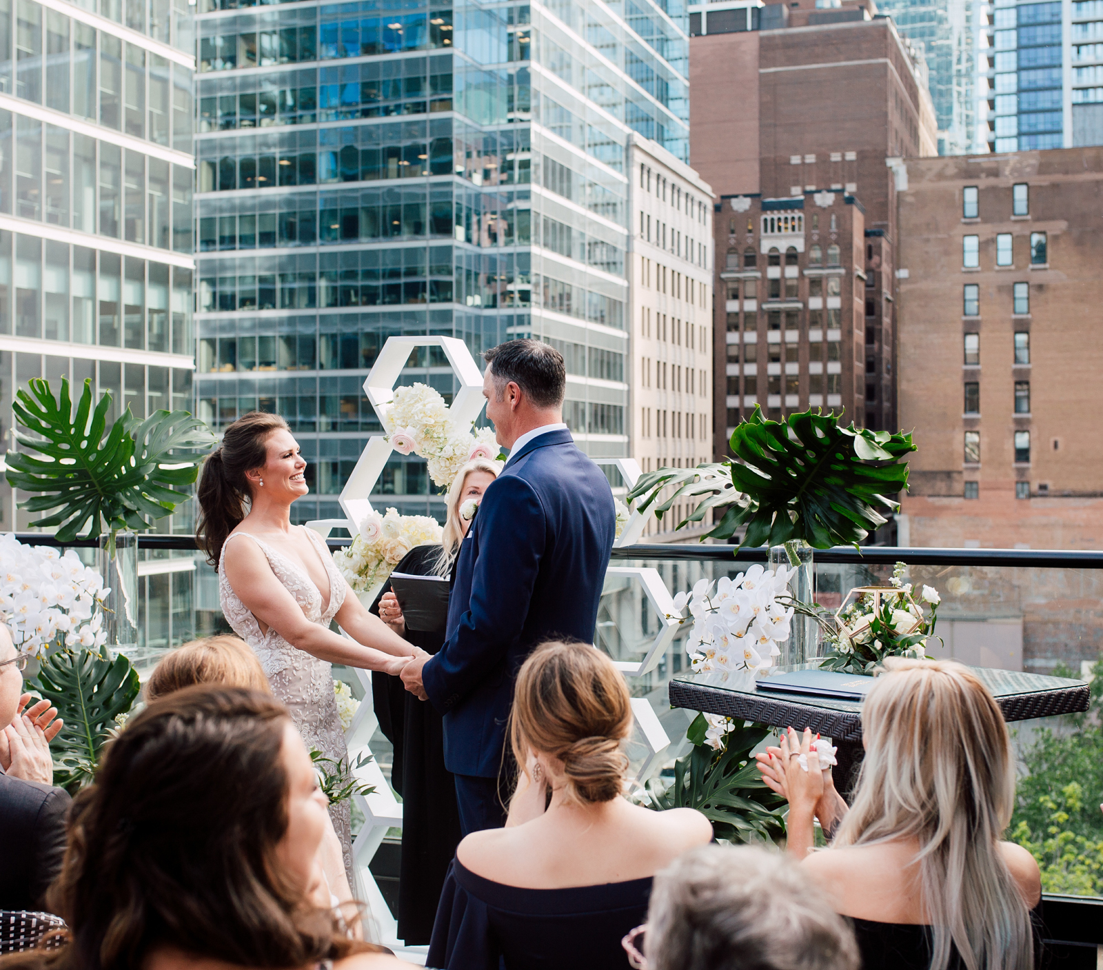 terrace toronto wedding
