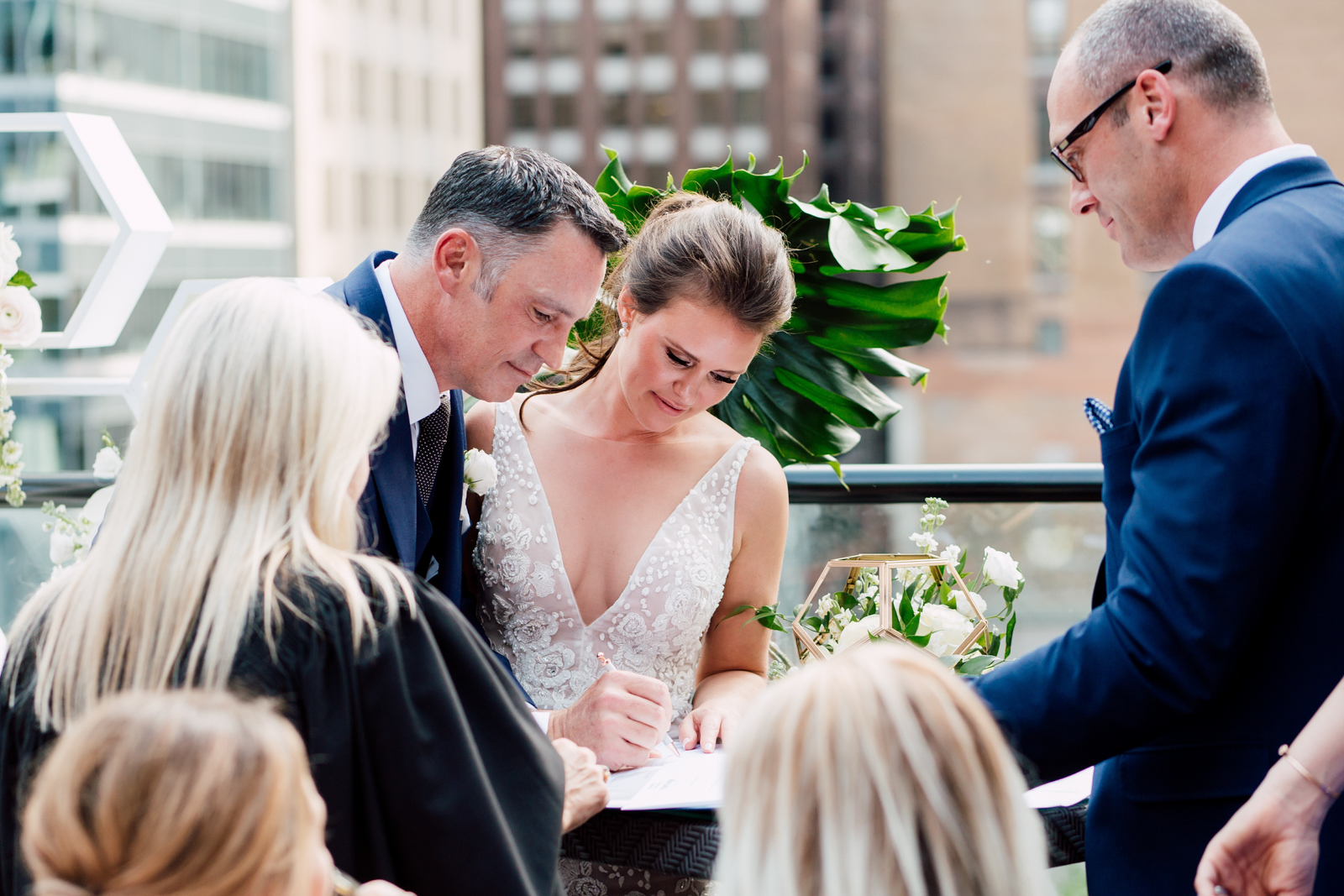 toronto wedding signing