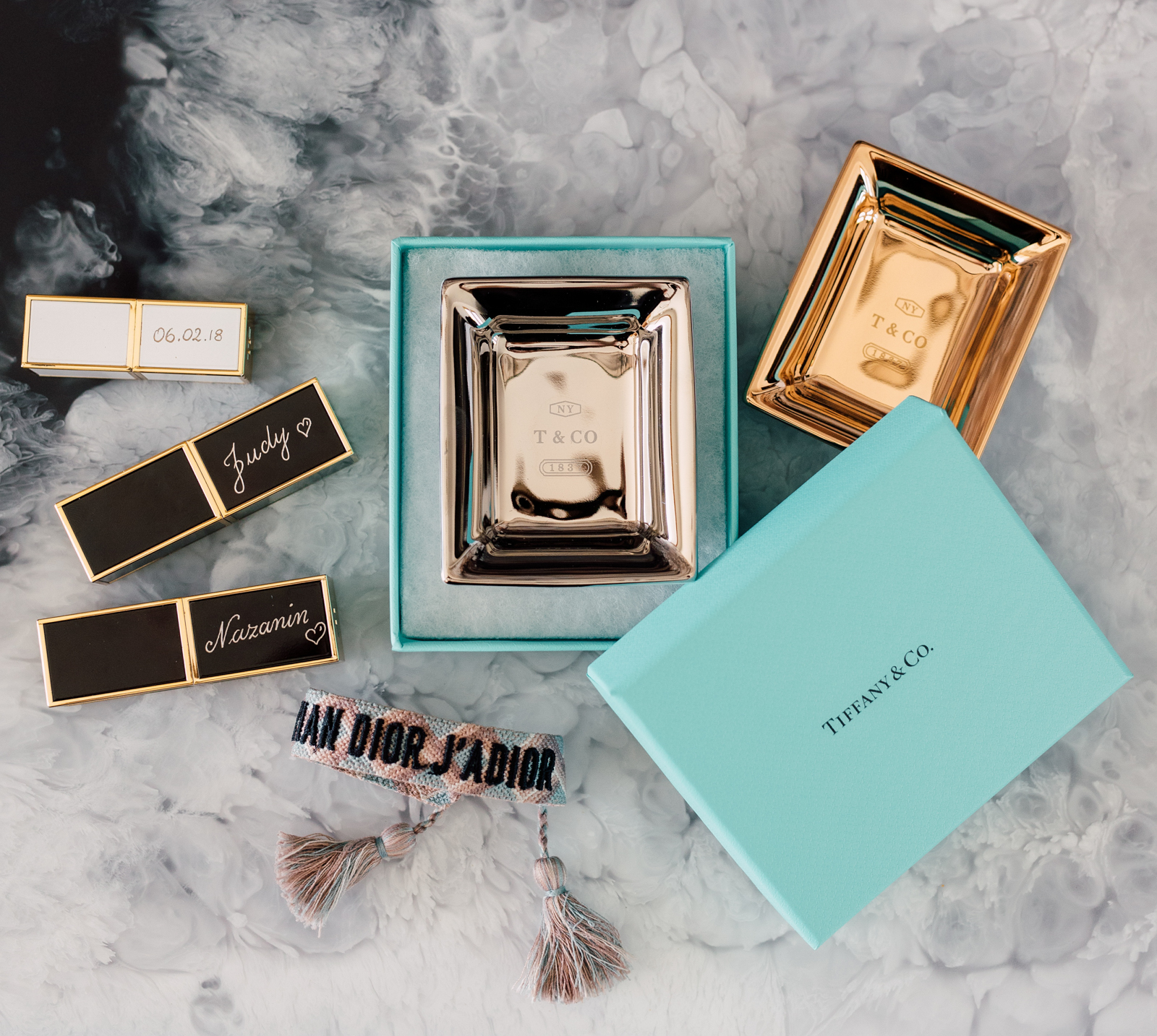 Tiffany & Co bridesmaid gift