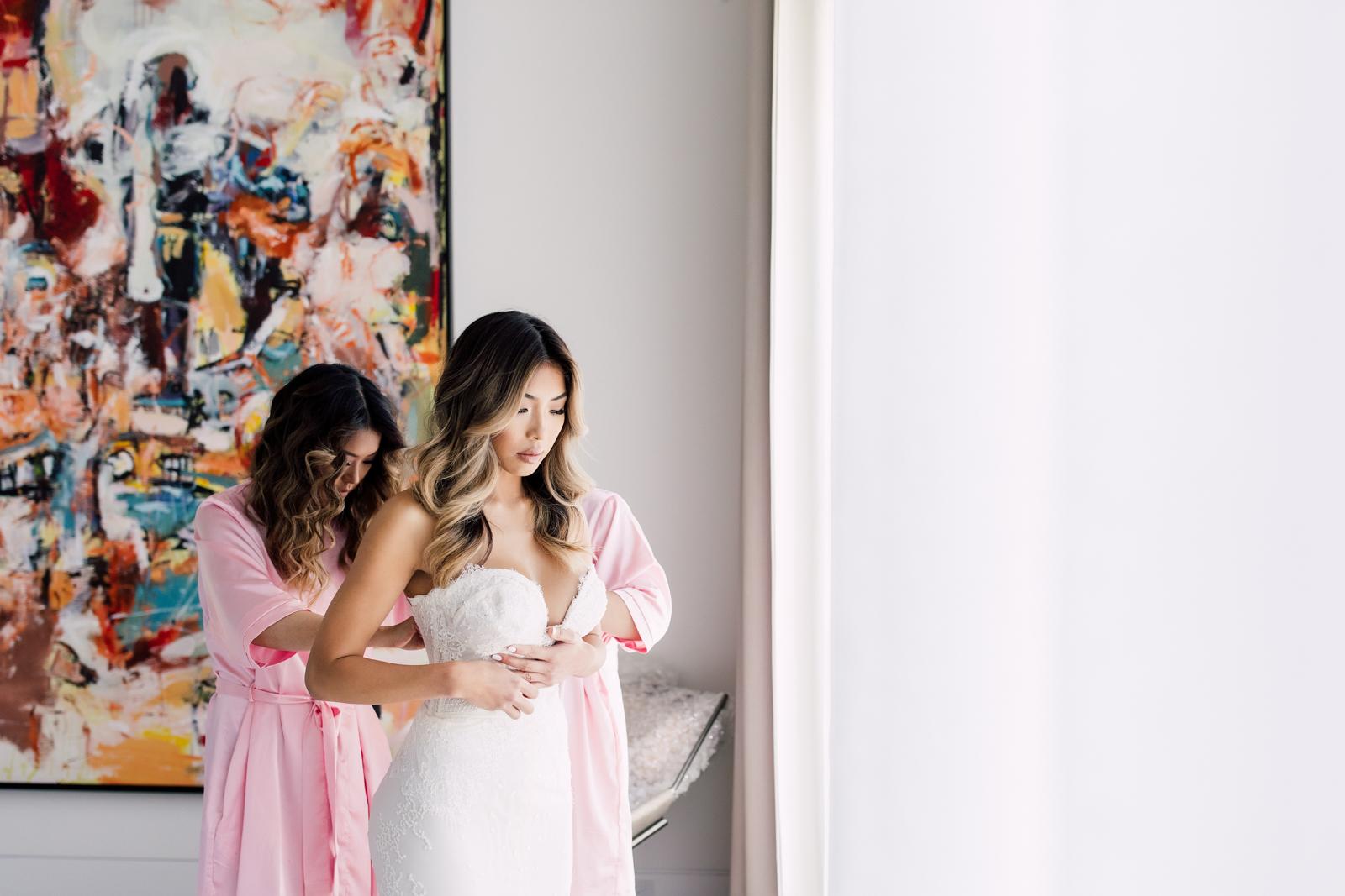 Inbal dror wedding gown