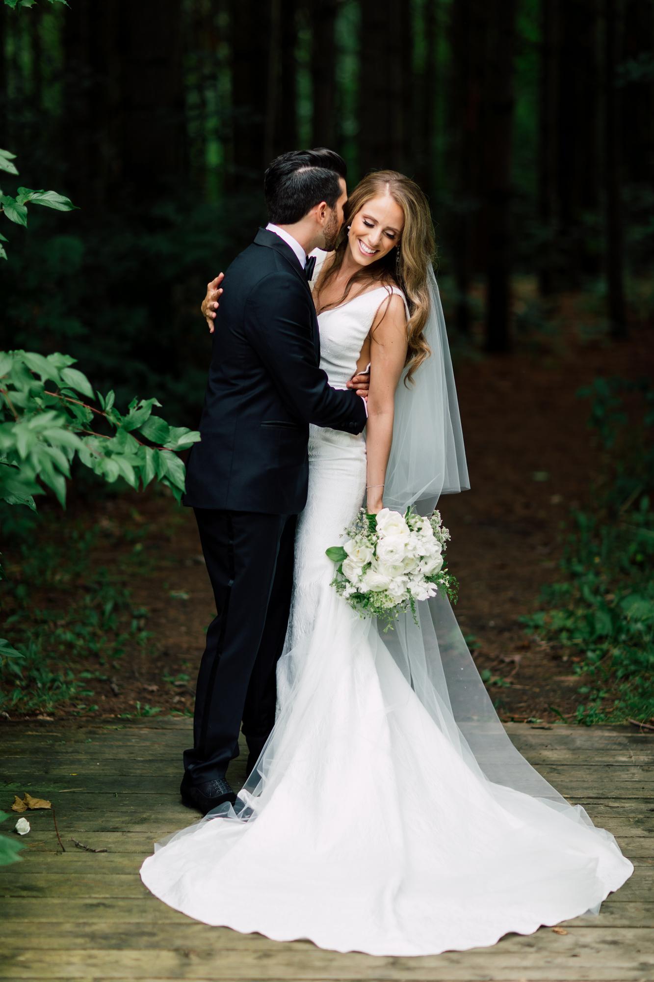kortright candid wedding