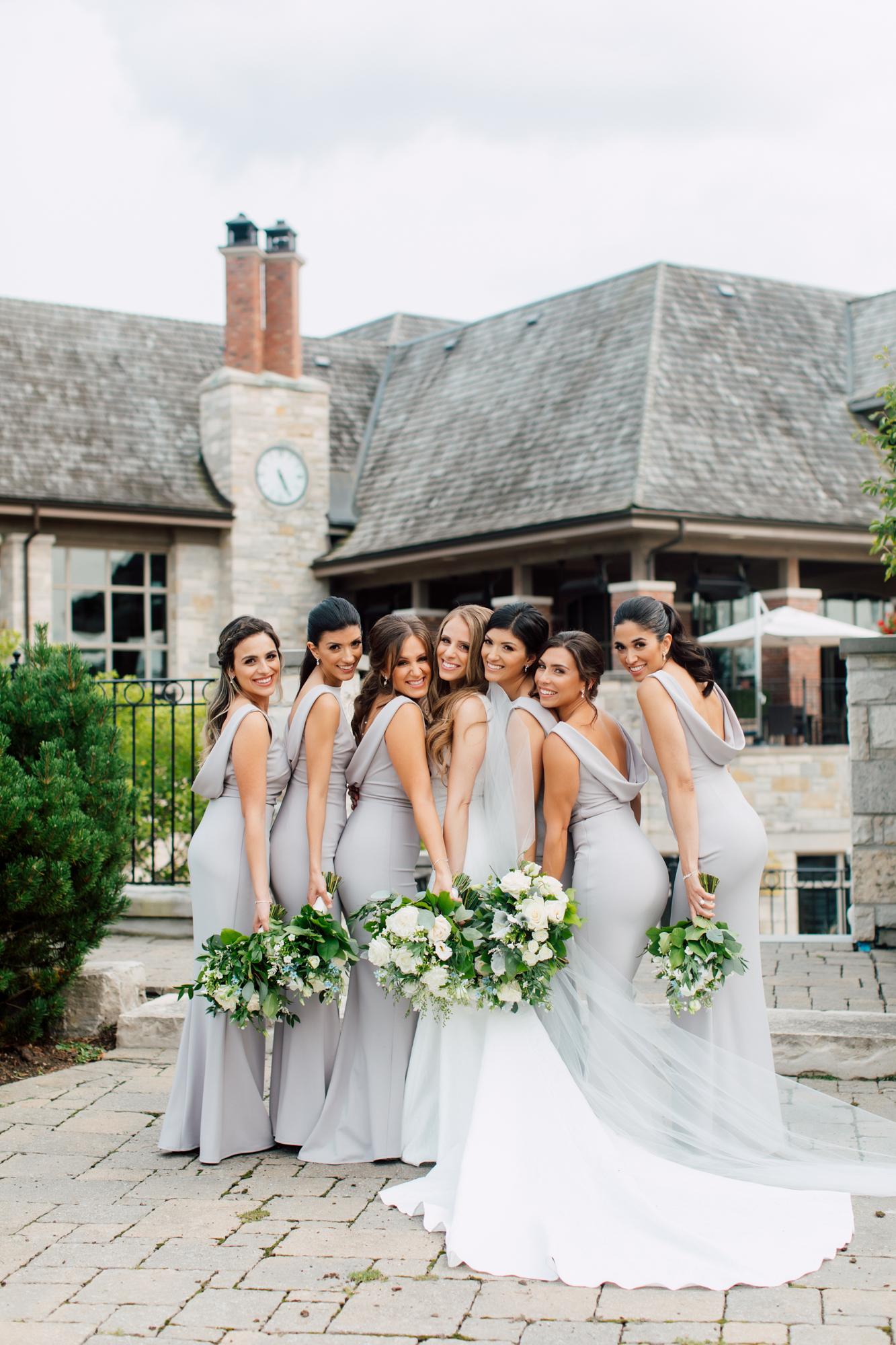 eagles nest bridesmaids
