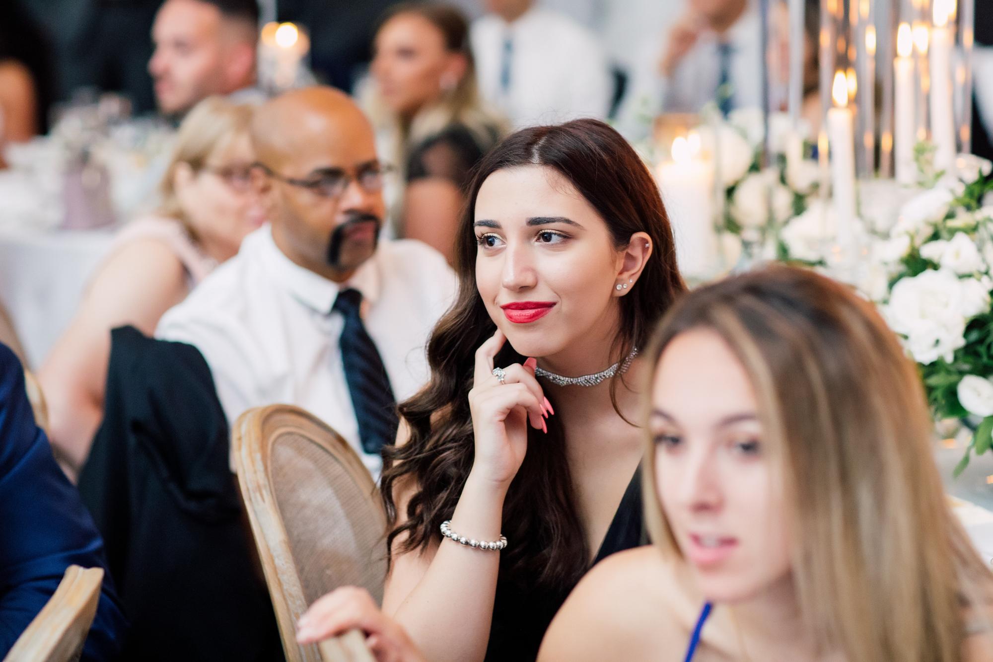 wedding guest speeches