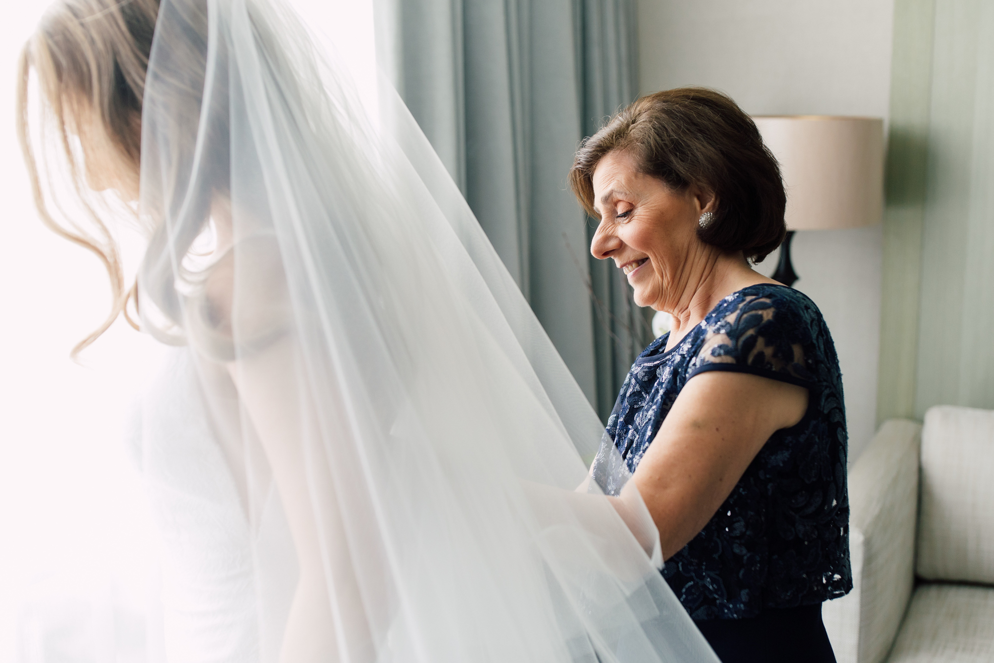 mother of the bride emotion