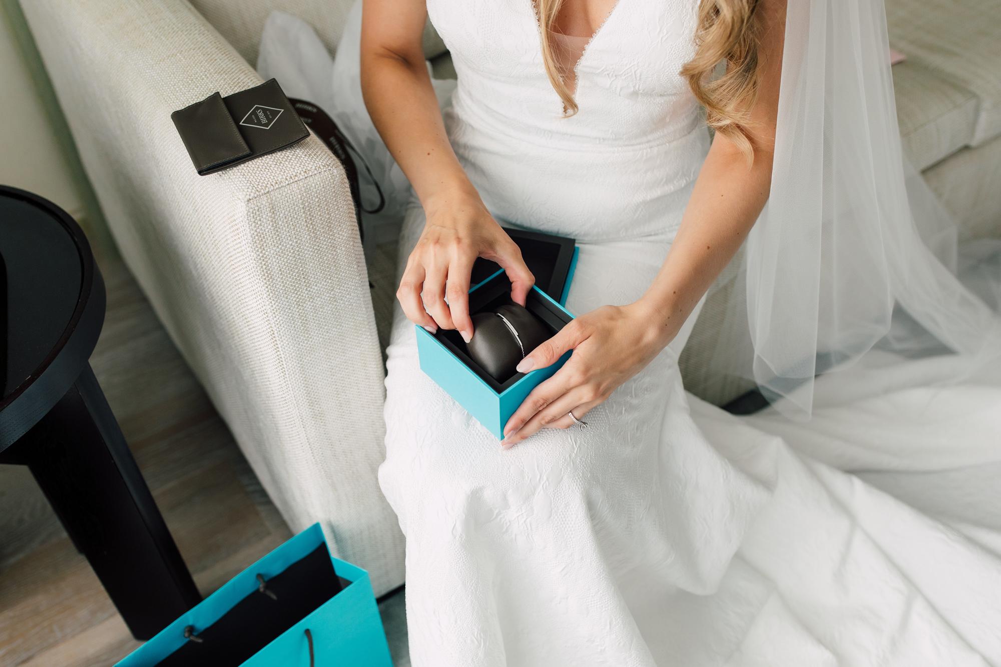 bride wedding gift