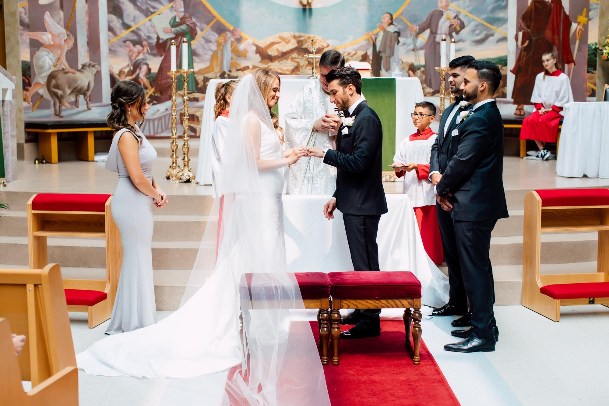 wedding ceremony rings