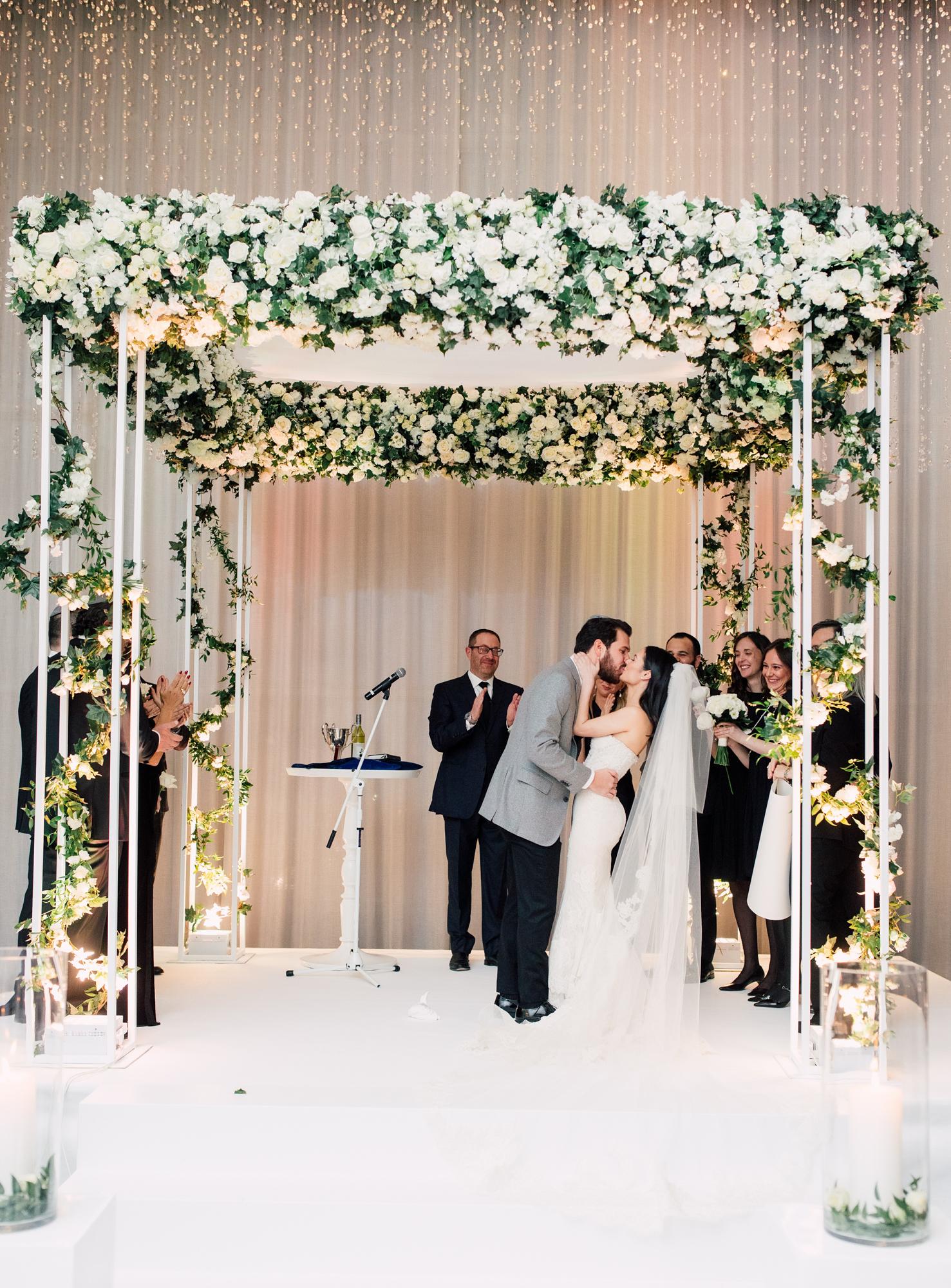 jackie o jewish wedding
