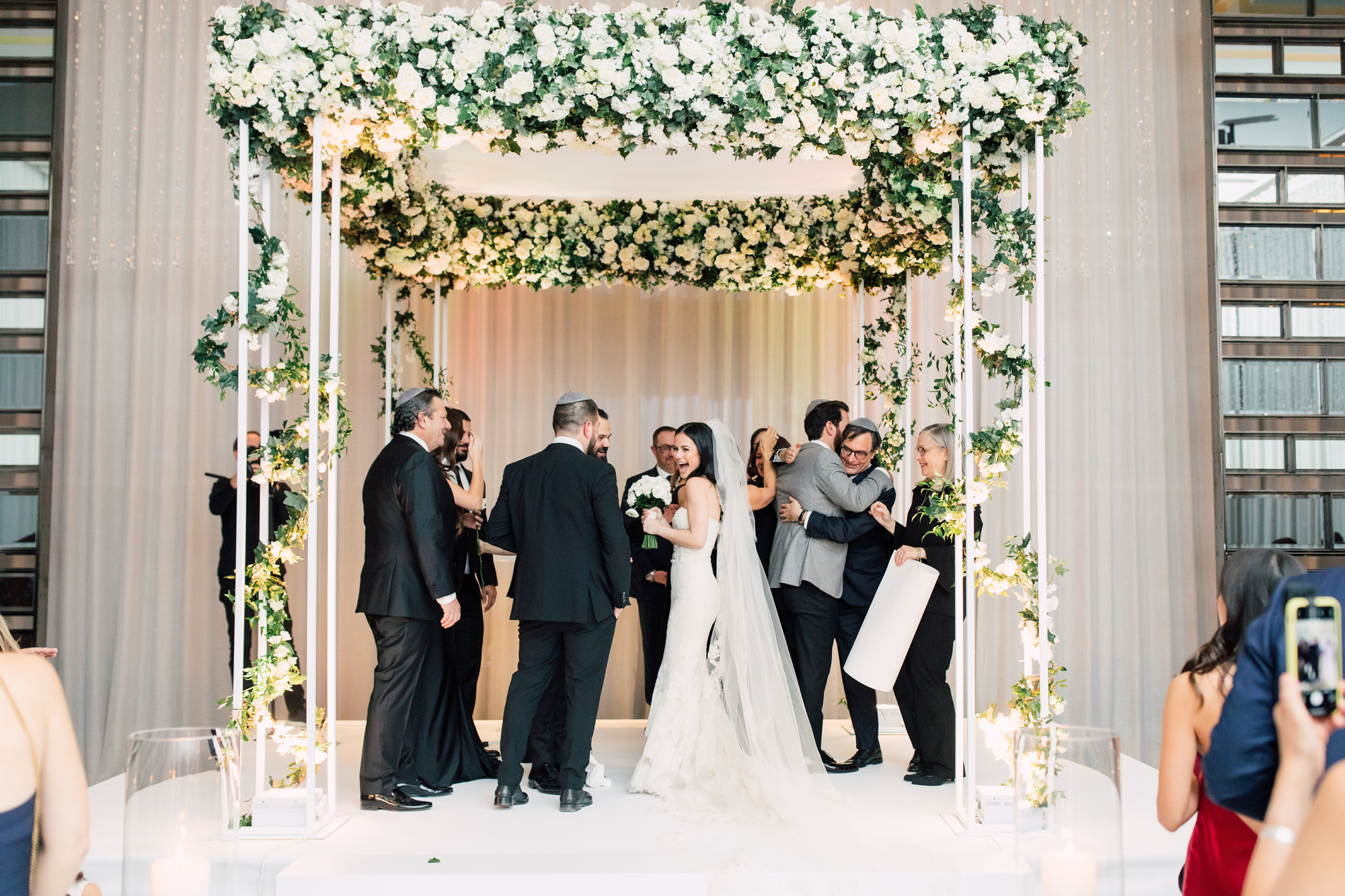 ashley lindzon jewish wedding