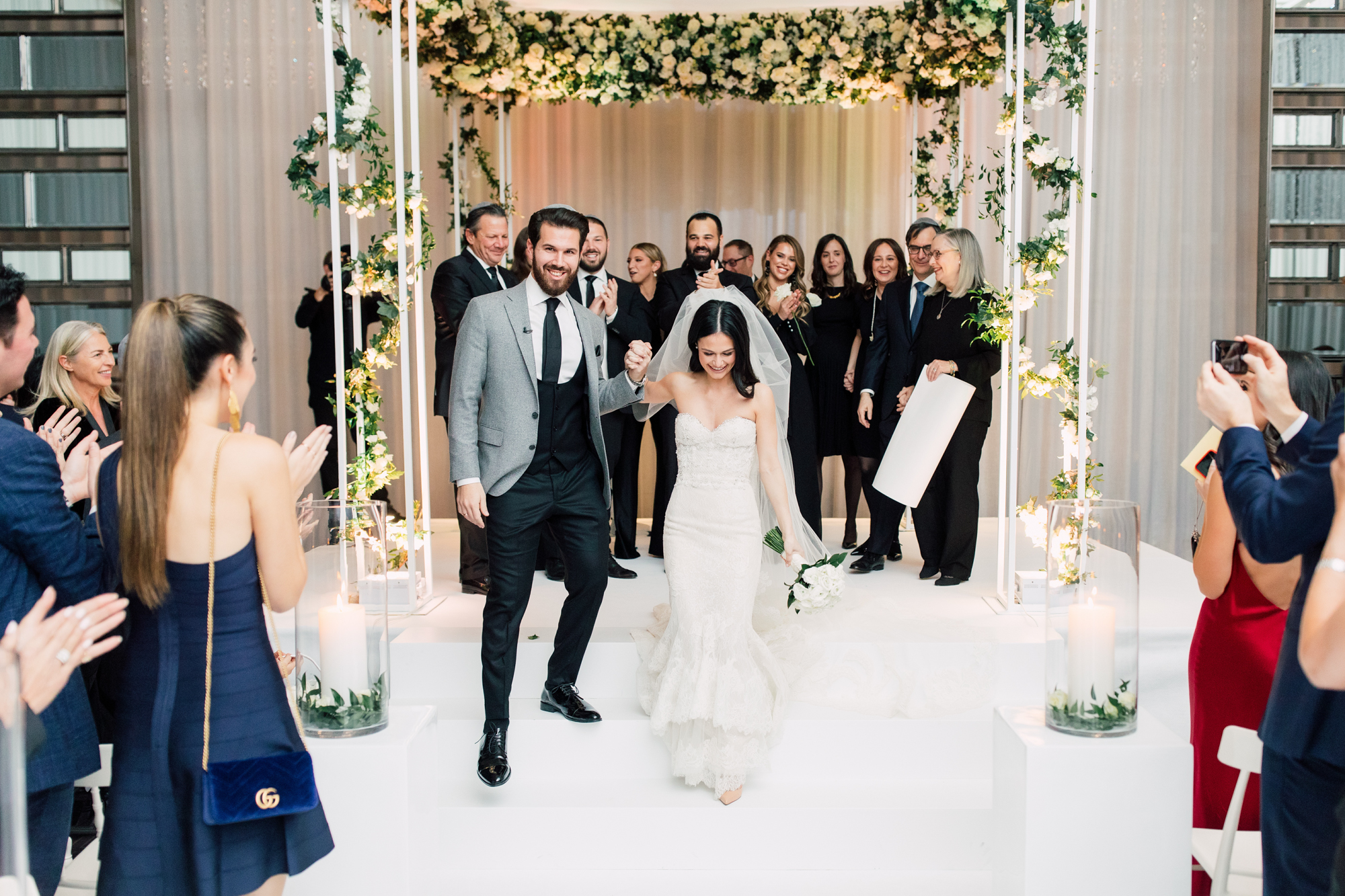 jewish chuppah wedding