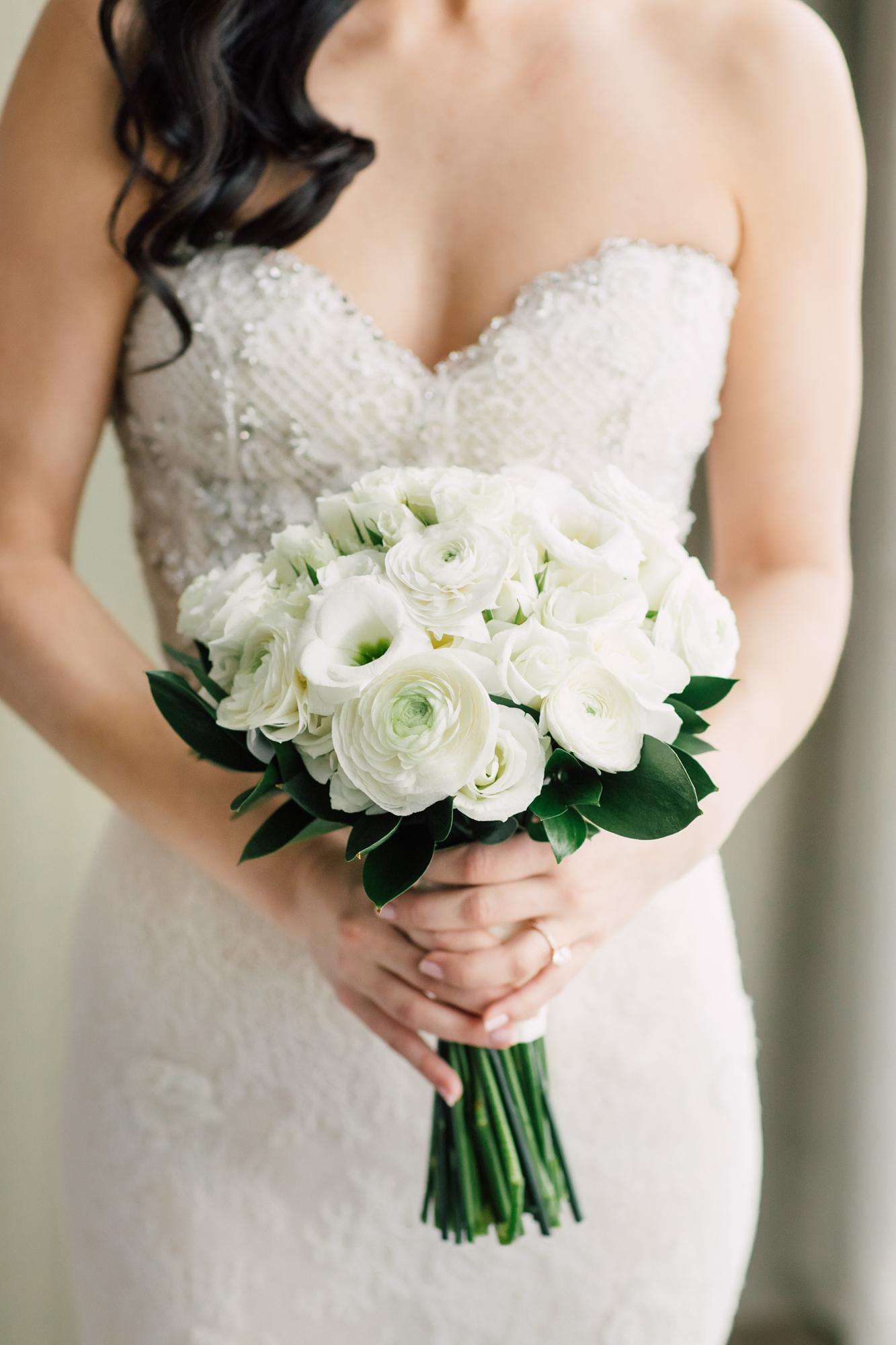 jackie o bridal bouquet