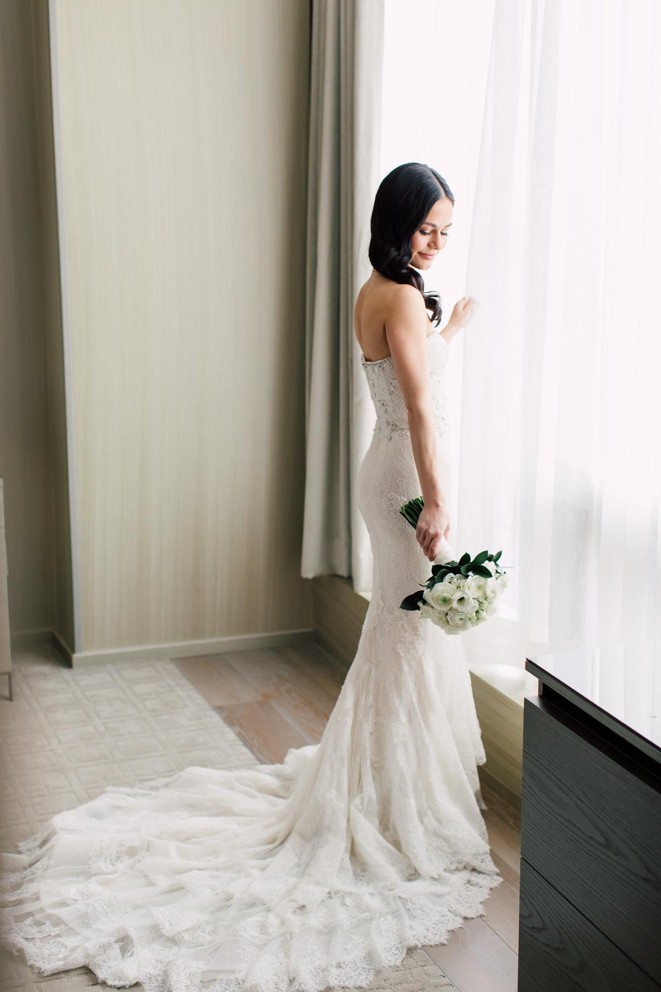 ines di santo bridal gown