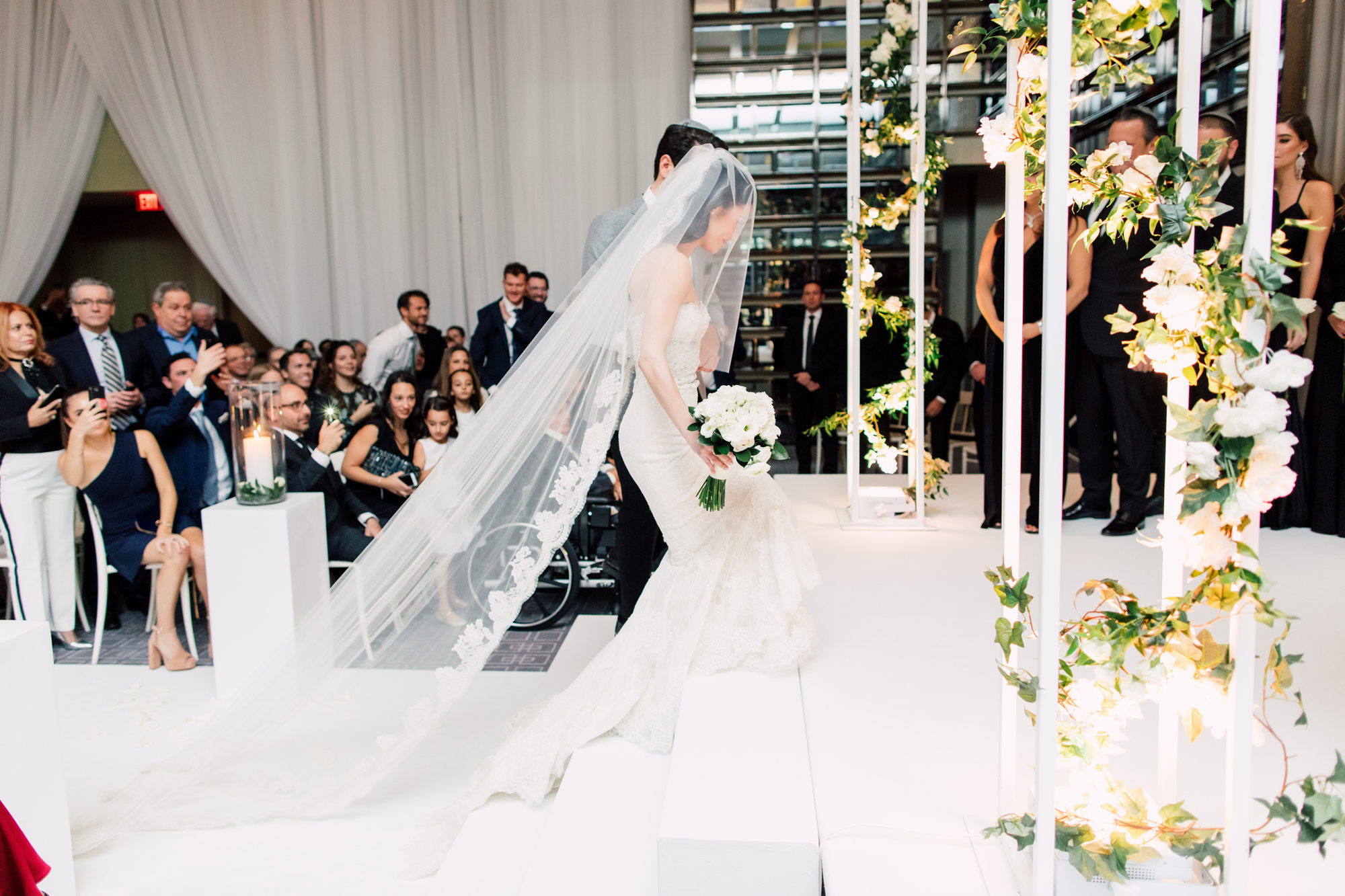 jewish bride veil