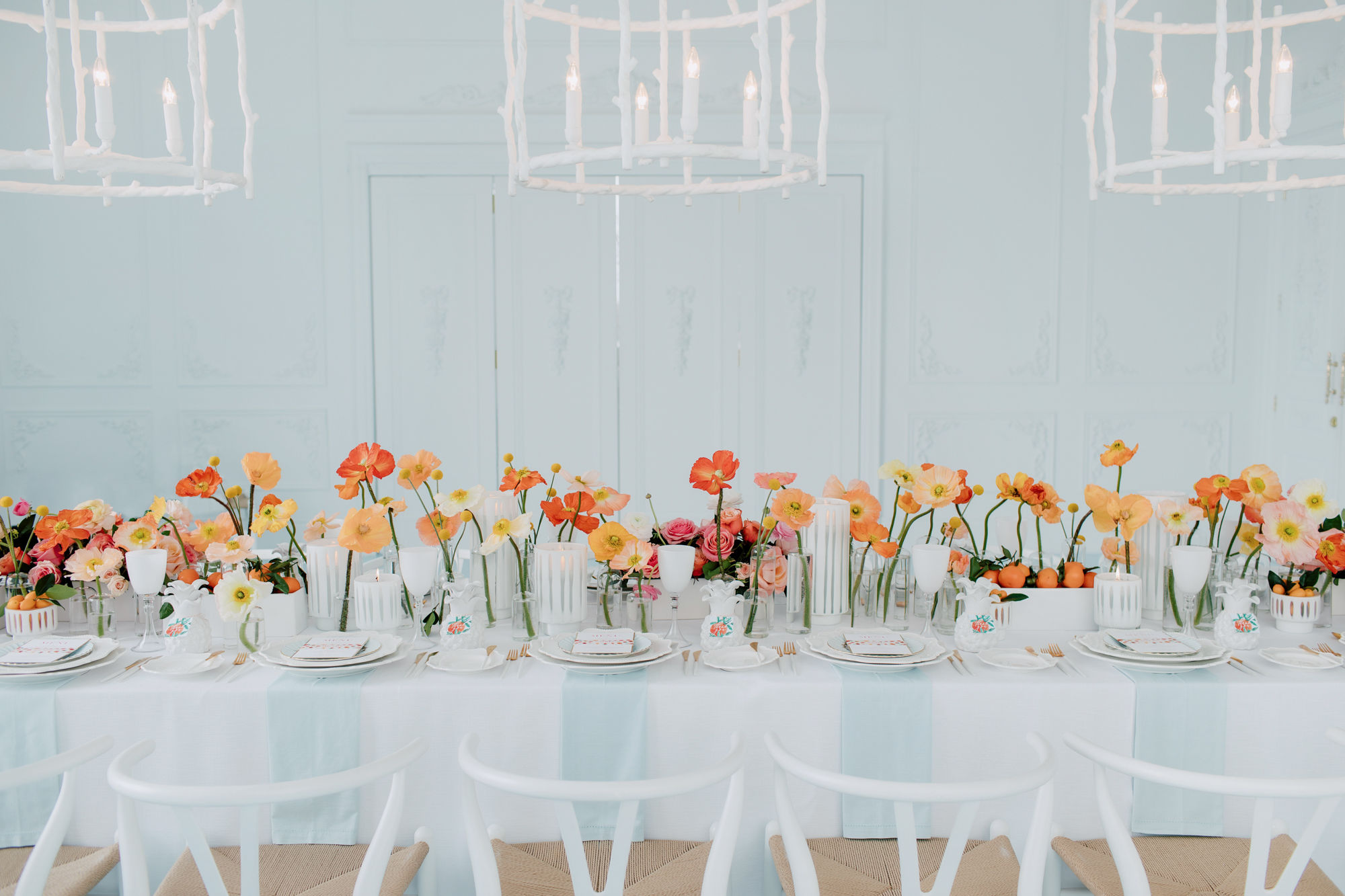 rachel clingen spring wedding