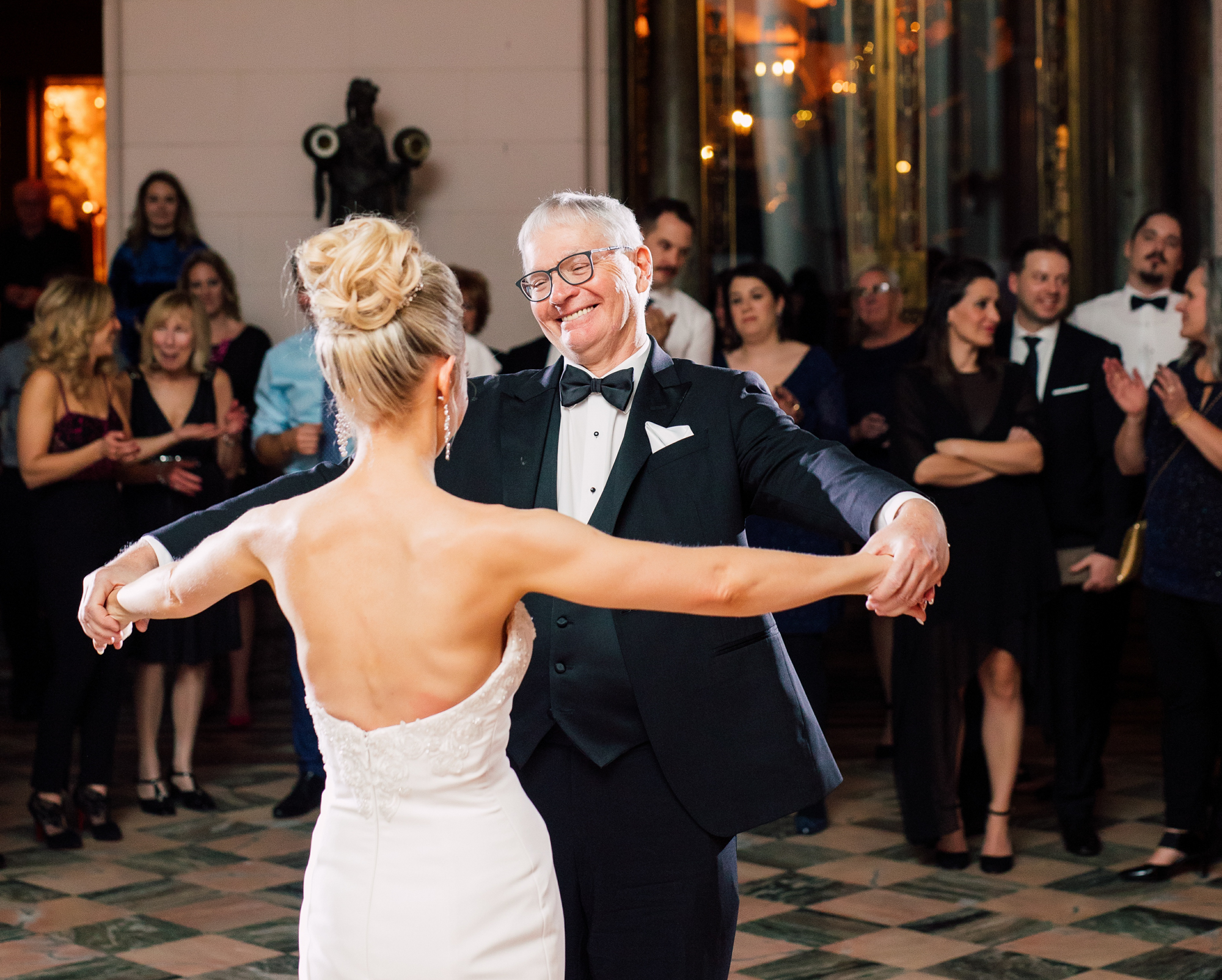 casa loma father daughter dance