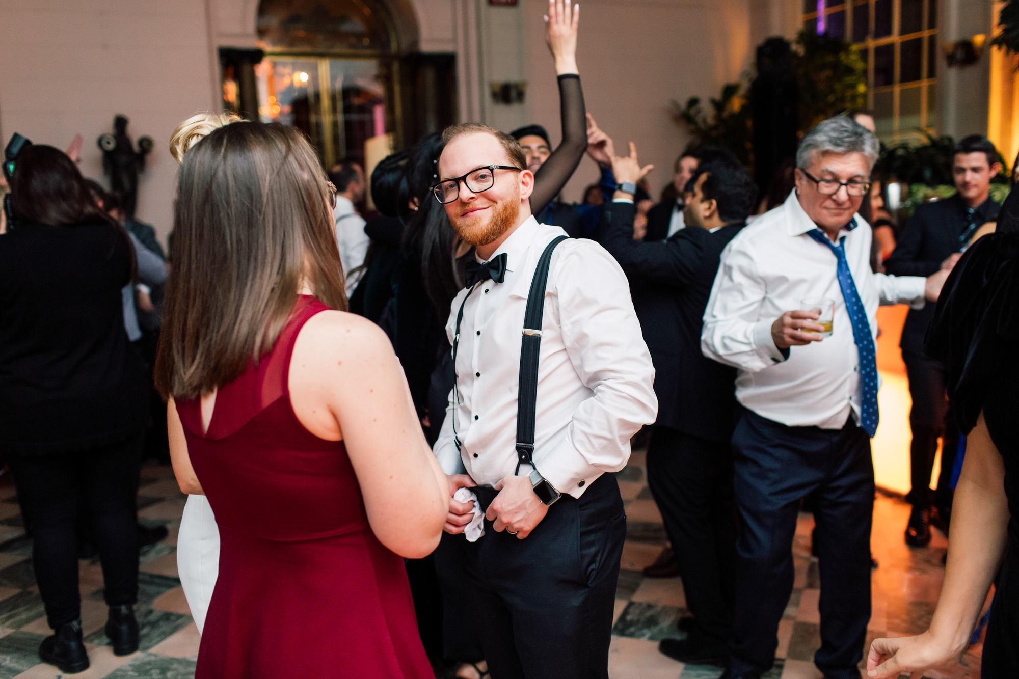 casa loma wedding reception