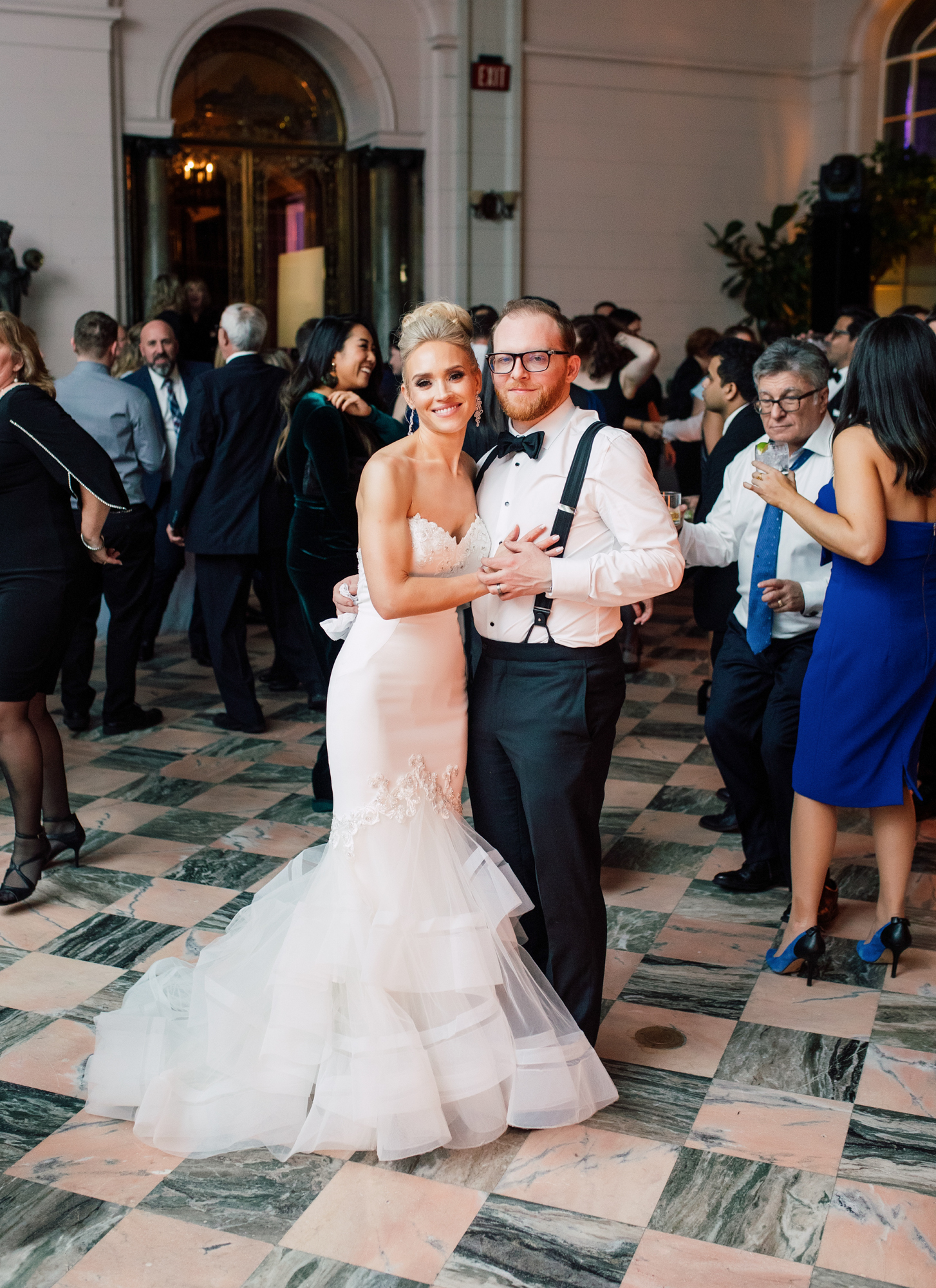 casa loma dancing wedding