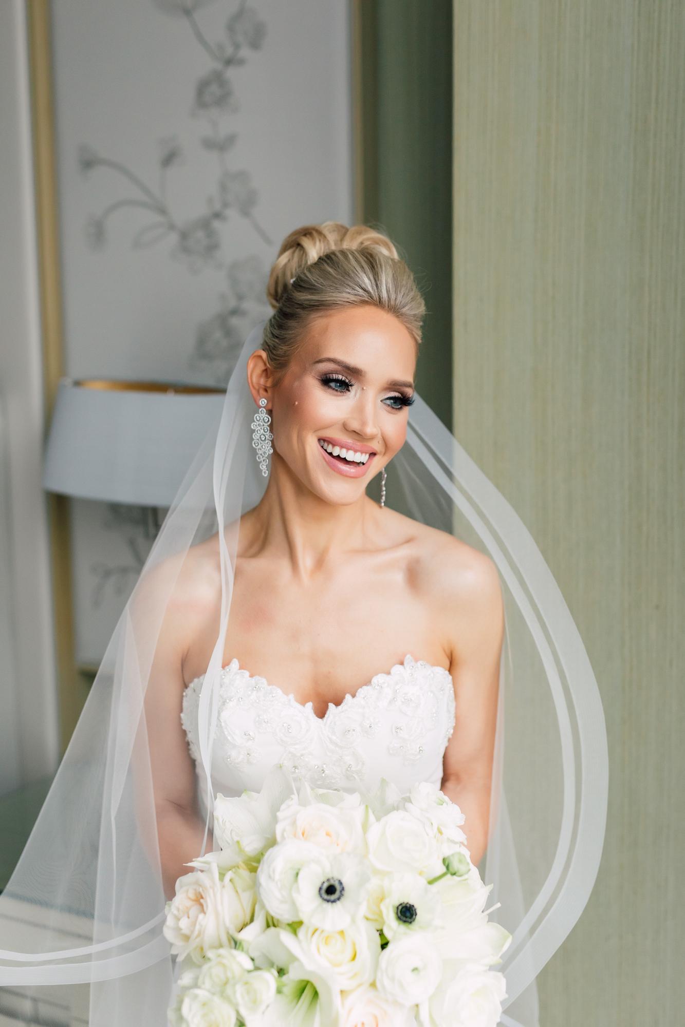 jen evoy bridal makeup