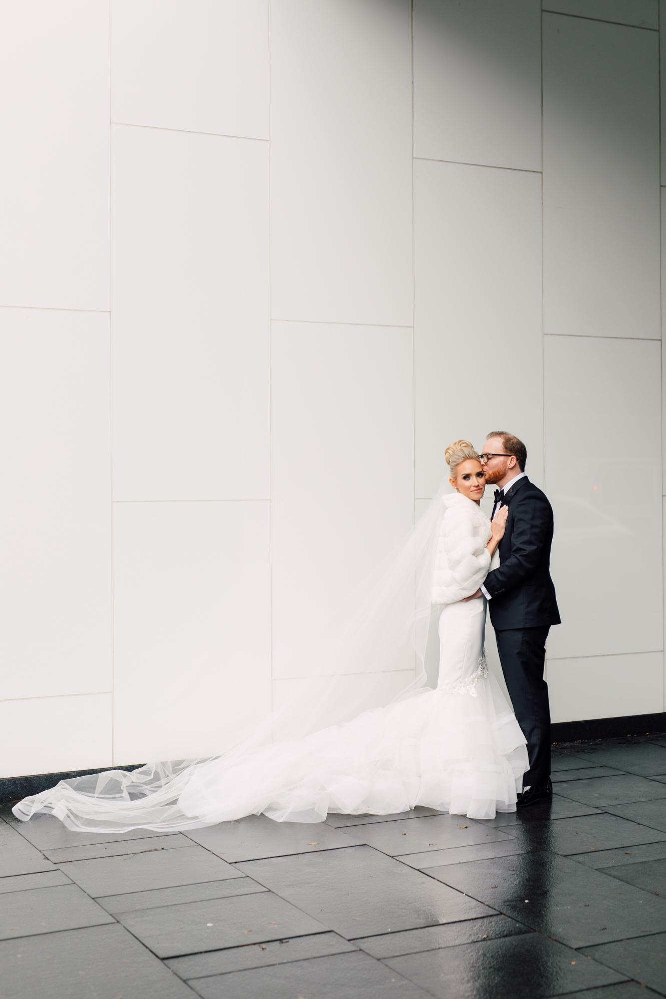 enzoani bridal gown tuxedo
