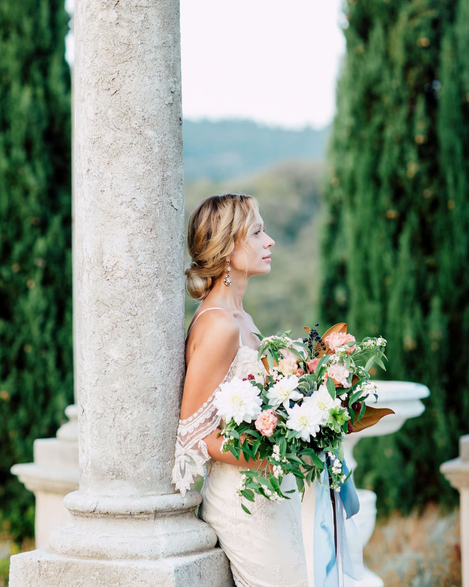 tulipano floral decor wedding