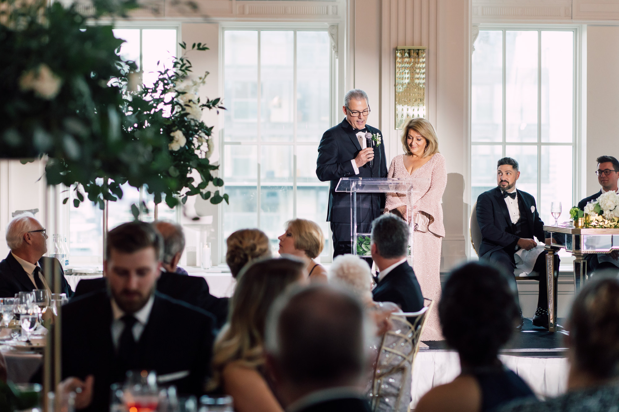 parents of bride speech