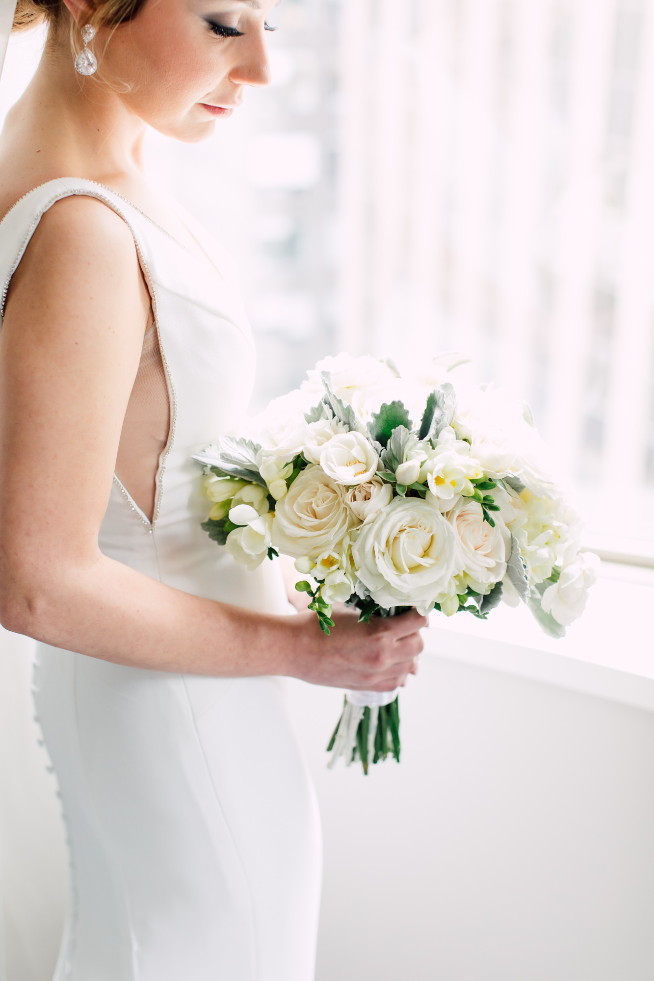 flowers by sophie bridal bouquet